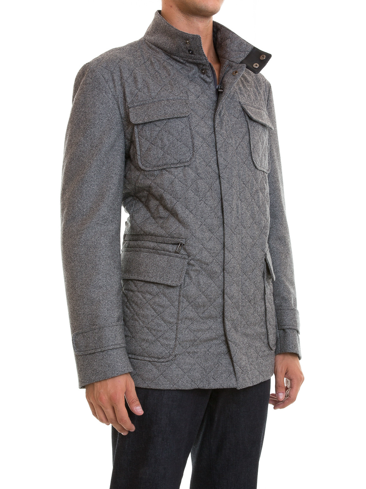 Find quilted wool from a vast selection of Men's Coats And Jackets. Get great deals on eBay!