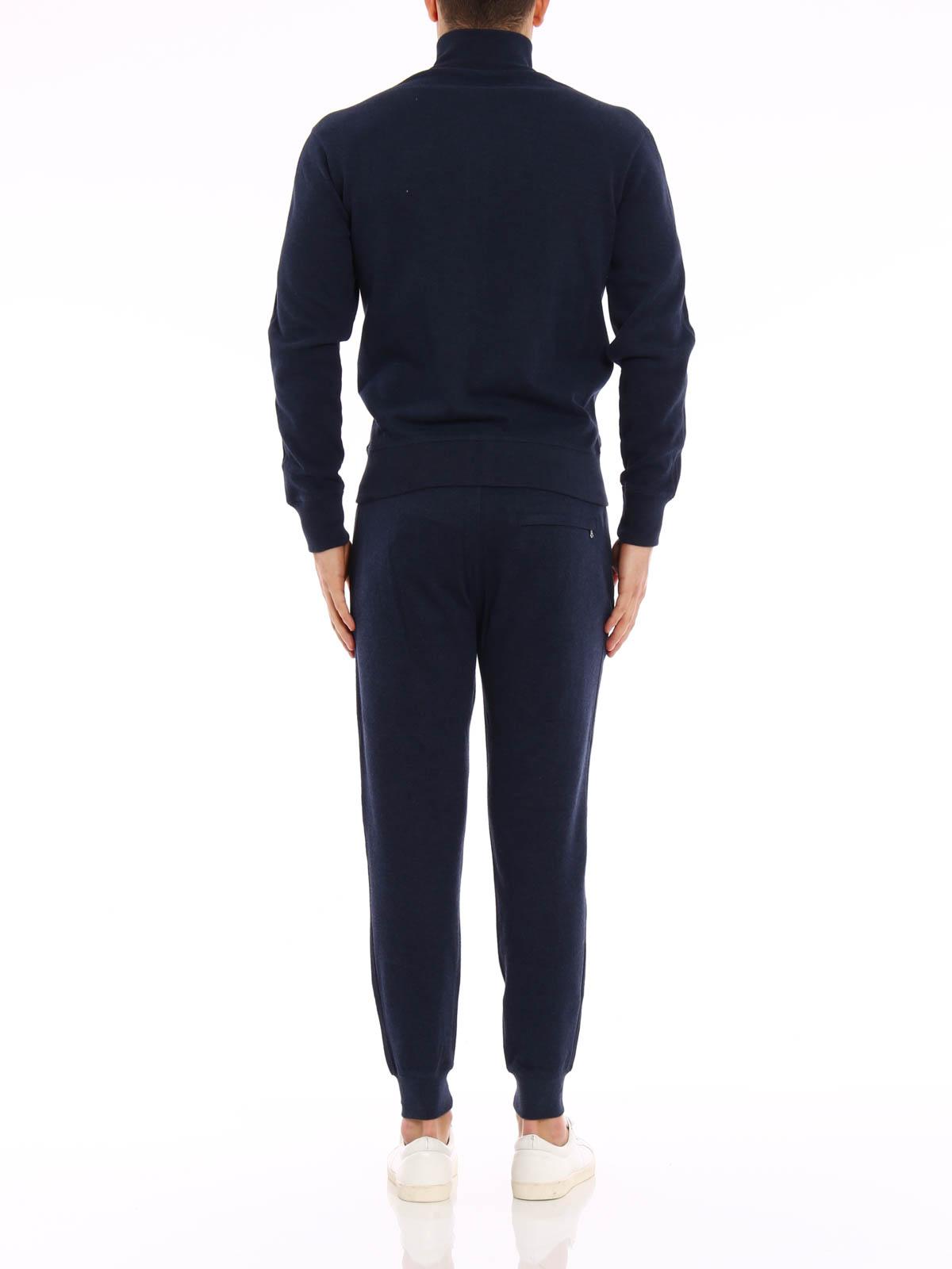 183354d8eaa Polo Ralph Lauren - Cotton tracksuit bottoms - tracksuit bottoms ...