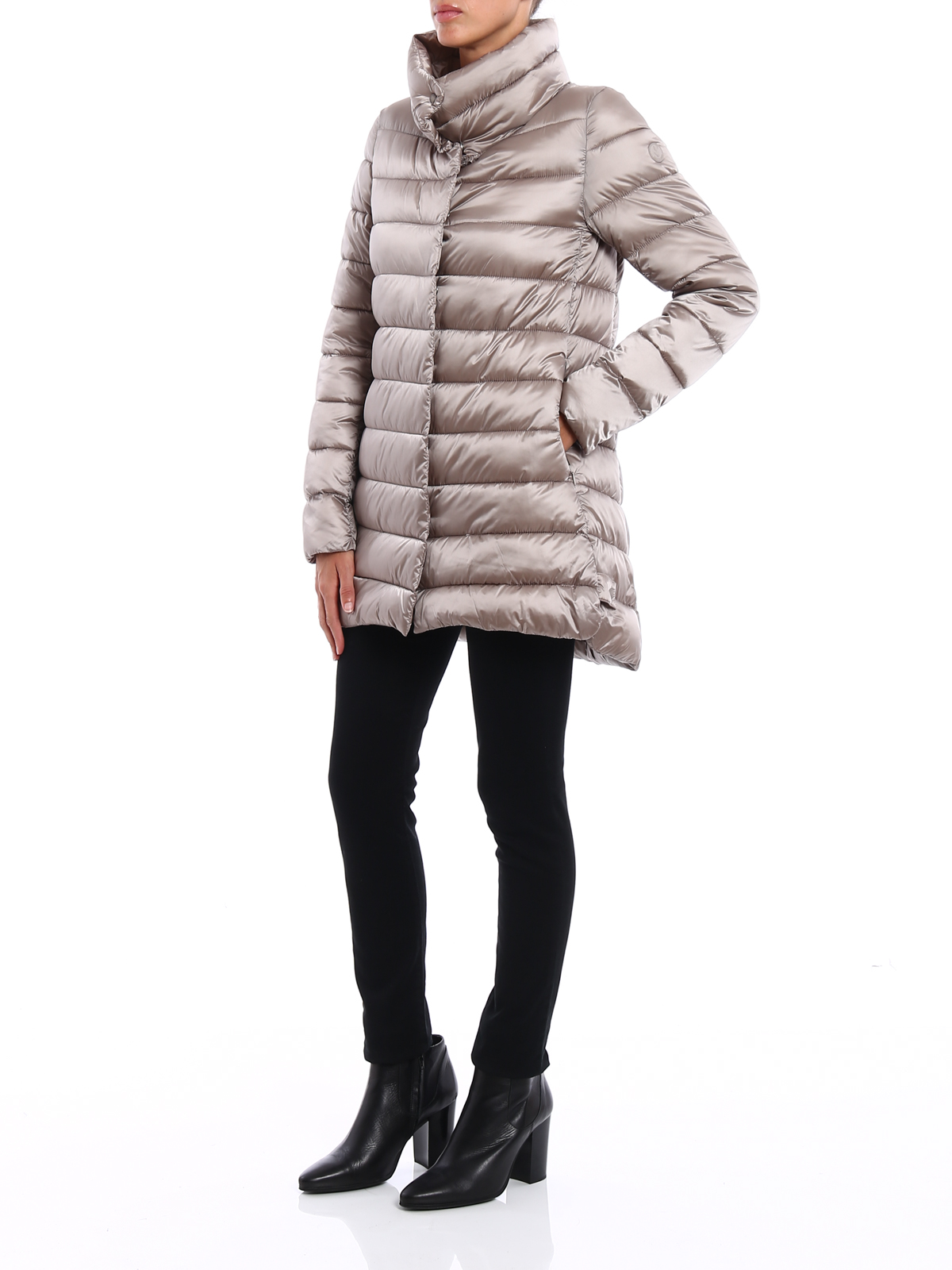 wholesale dealer 585d4 8c874 Save the Duck - Piumino con collo ad anello - cappotti ...