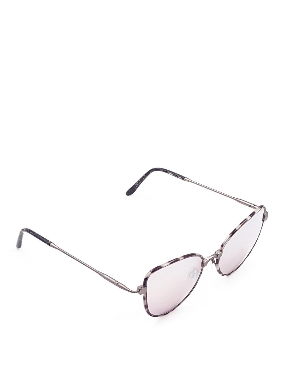 836a583bbe Cutler And Gross - Gafas De Sol Grises Para Unisex - Gafas de sol ...