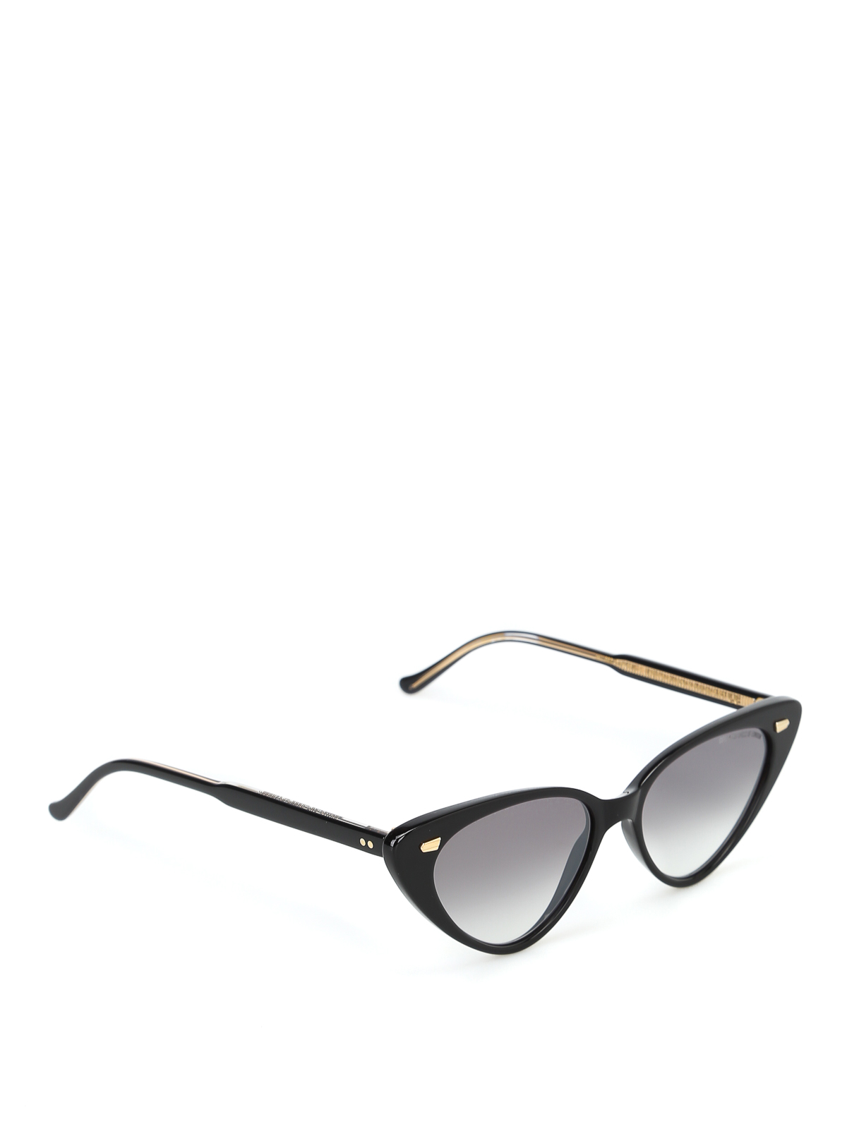 316e98915ce CUTLER AND GROSS  sunglasses - Super trendy faded lens cat-eye sunglasses