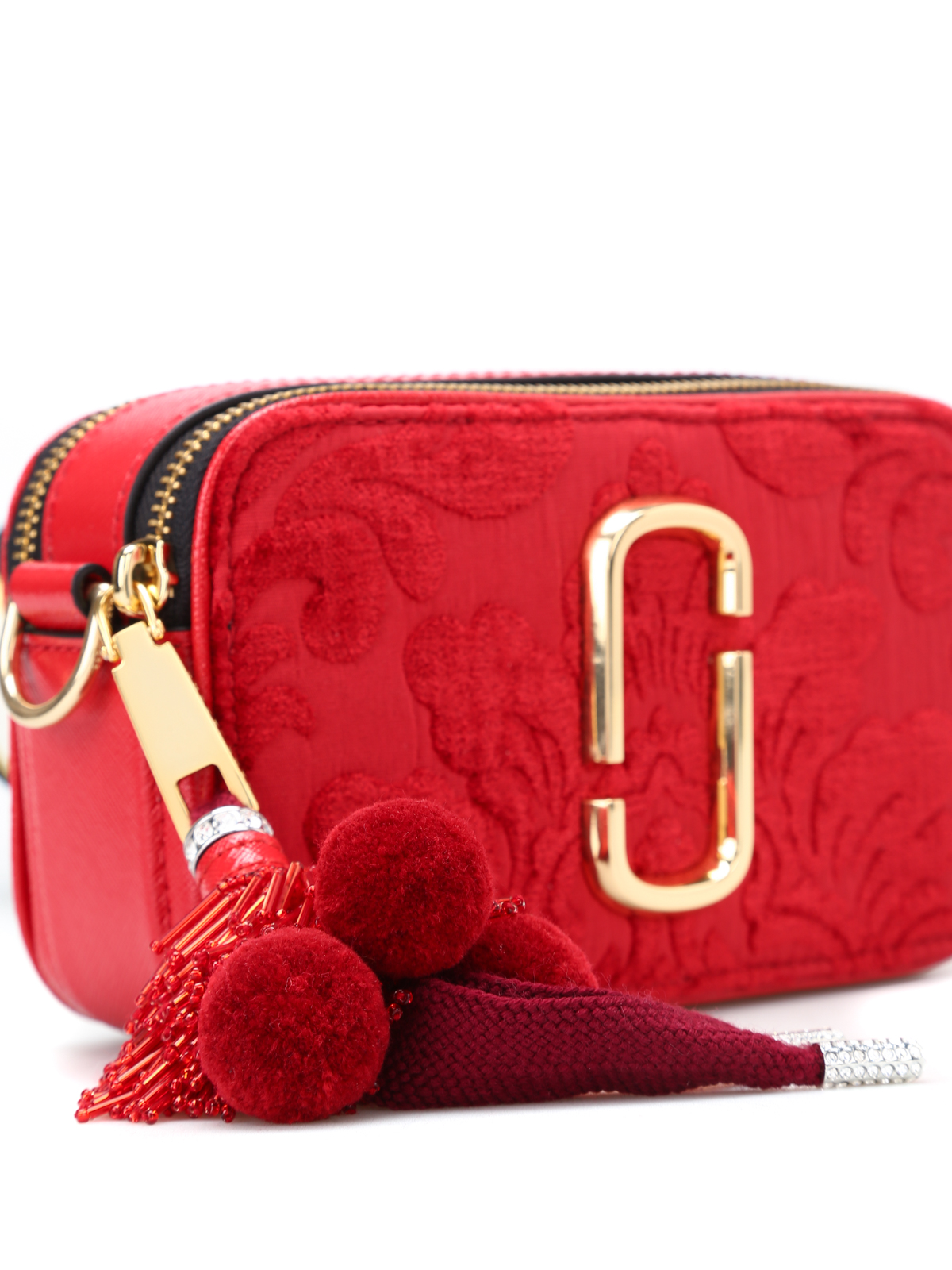 107819012084 Marc Jacobs - Damask Snapshot small camera bag - cross body bags ...