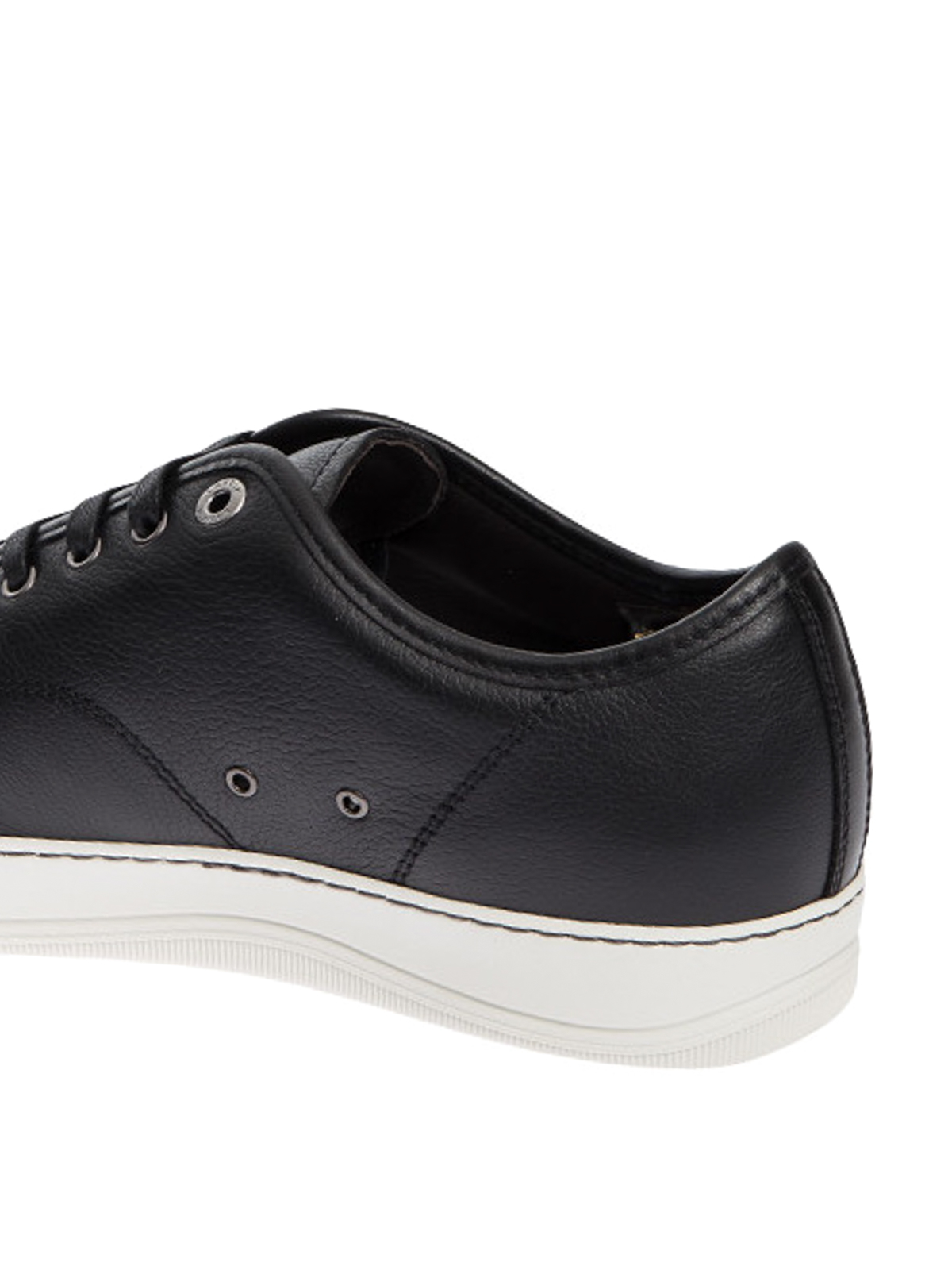 Lanvin - DBB1 low top leather sneakers