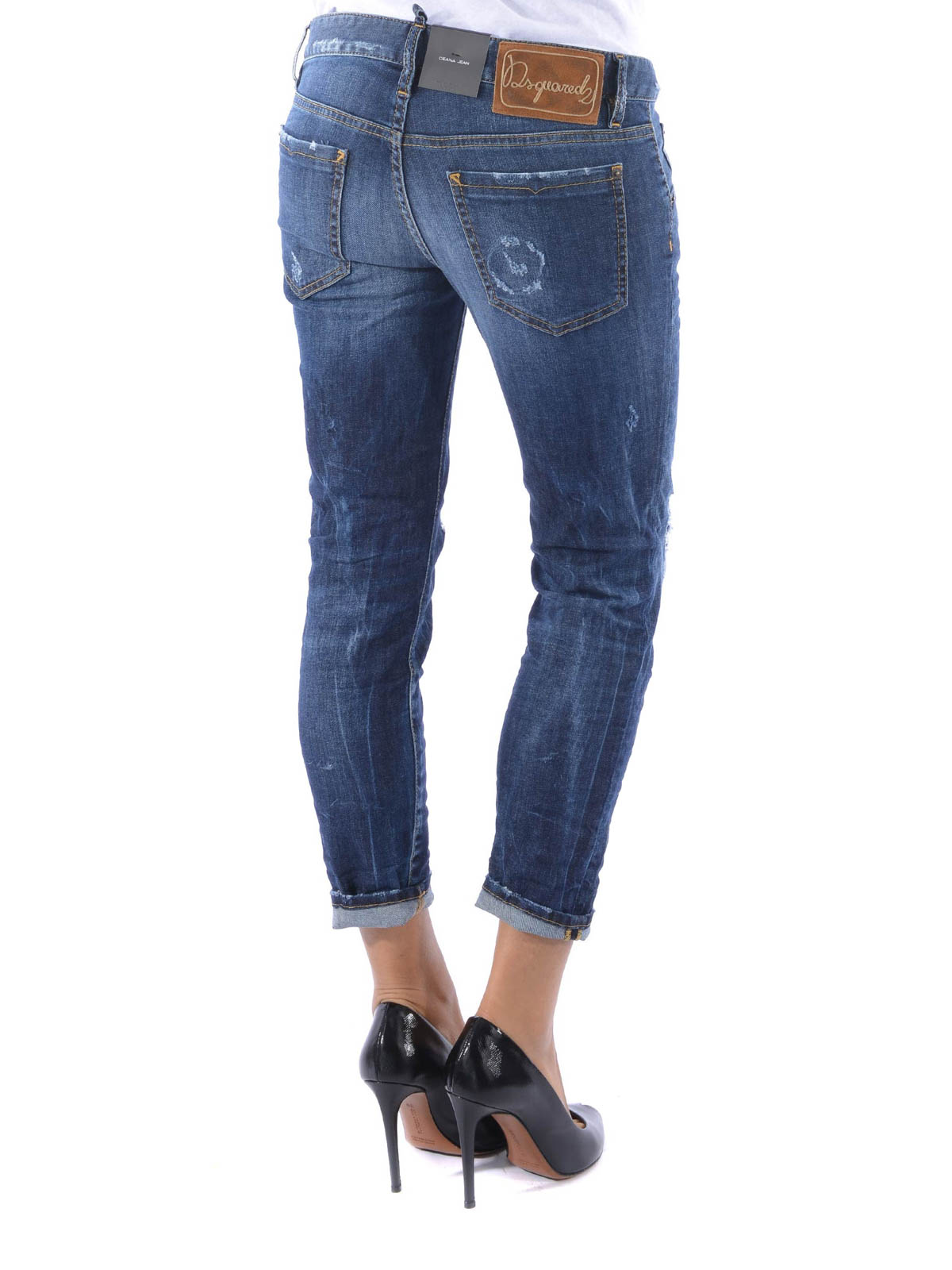 Shop jeans, t-shirts, dresses, jackets and more. Hollister is the fantasy of Southern California, with clothing that's effortlessly cool and totally accessible. Shop jeans, t-shirts, dresses, jackets and more. Ripped Jeans Jeans All Bottoms Jeans View All Extreme Skinny Jean Legging Super Skinny Skinny Mom Jean Boyfriend Culotte Boot Crop.