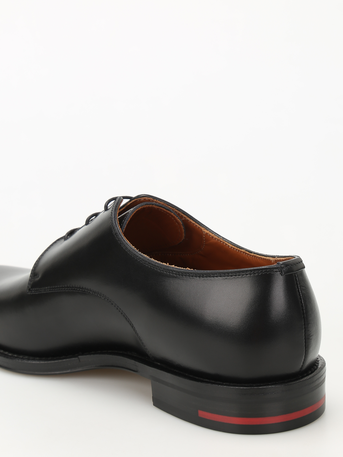 Givenchy - Derby leather shoes