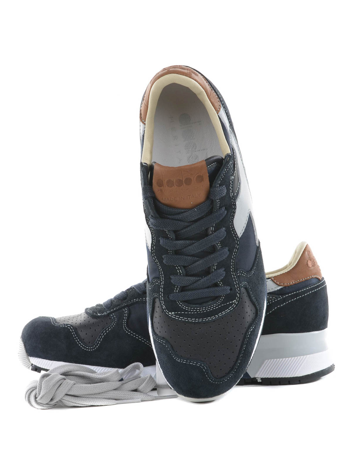 e02921f0a998 Diadora Heritage - Trident 90 Nyl sneakers - trainers - 161303 60117