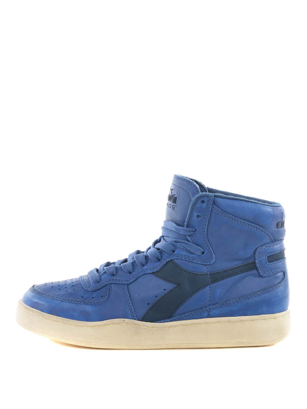 Diadora Heritage - Sneaker Fur Herren - Blau - Sneaker - 158569 C5786 884e1a8d09