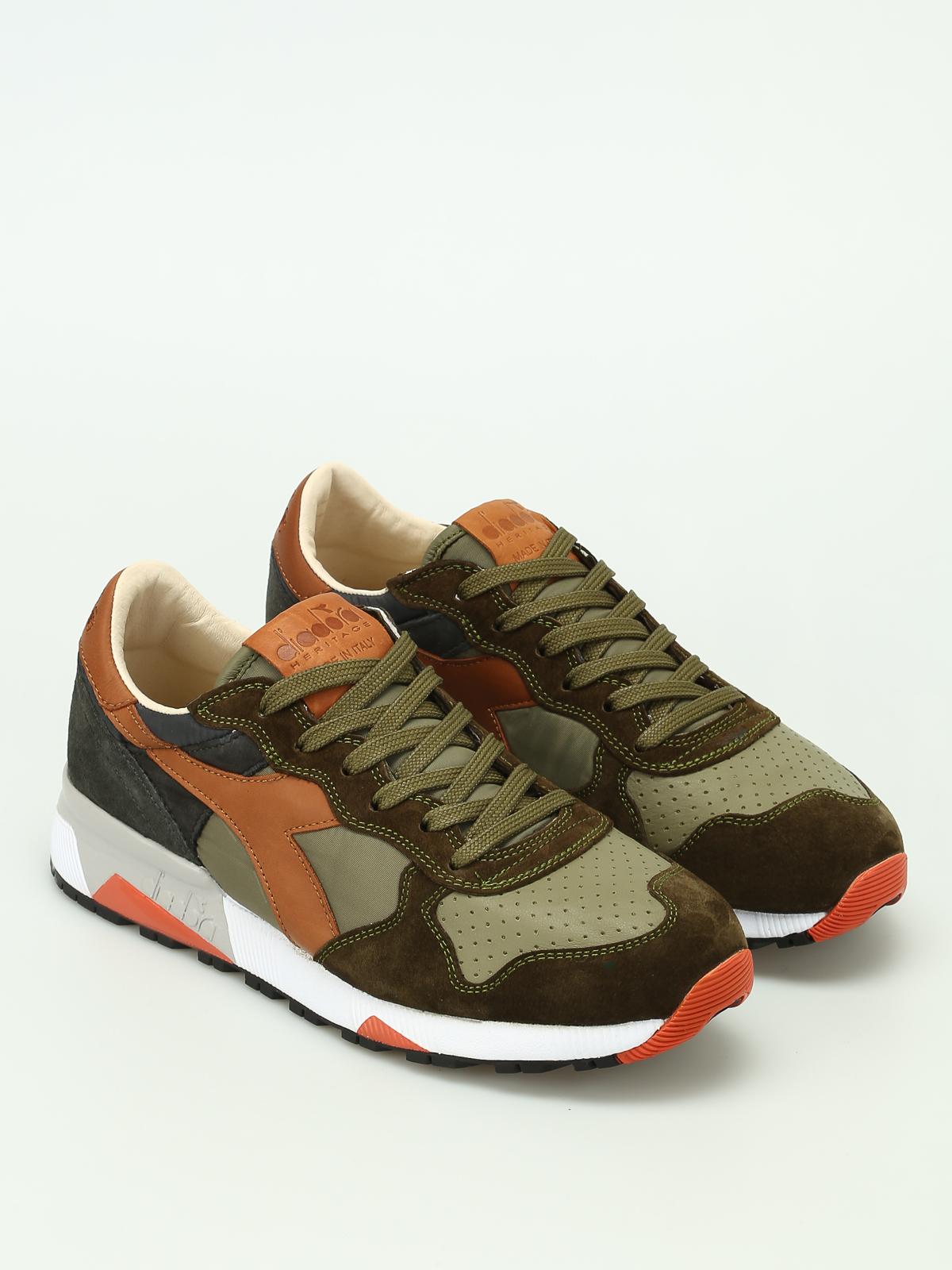 Diadora - Trident 90 Nyl sneakers