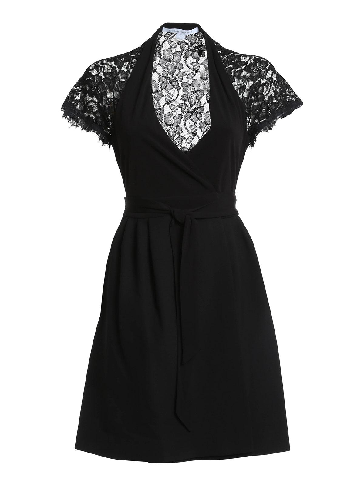 Elizabeth wrap dress by Diane Von Furstenberg - cocktail dresses ...
