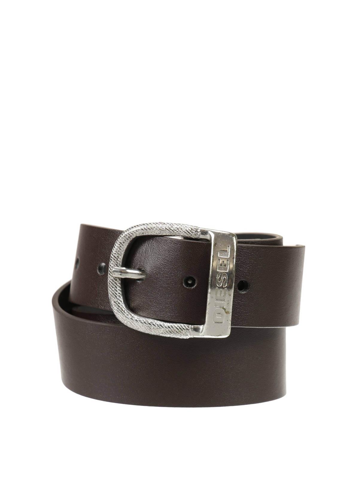 leather belt by diesel belts ikrix