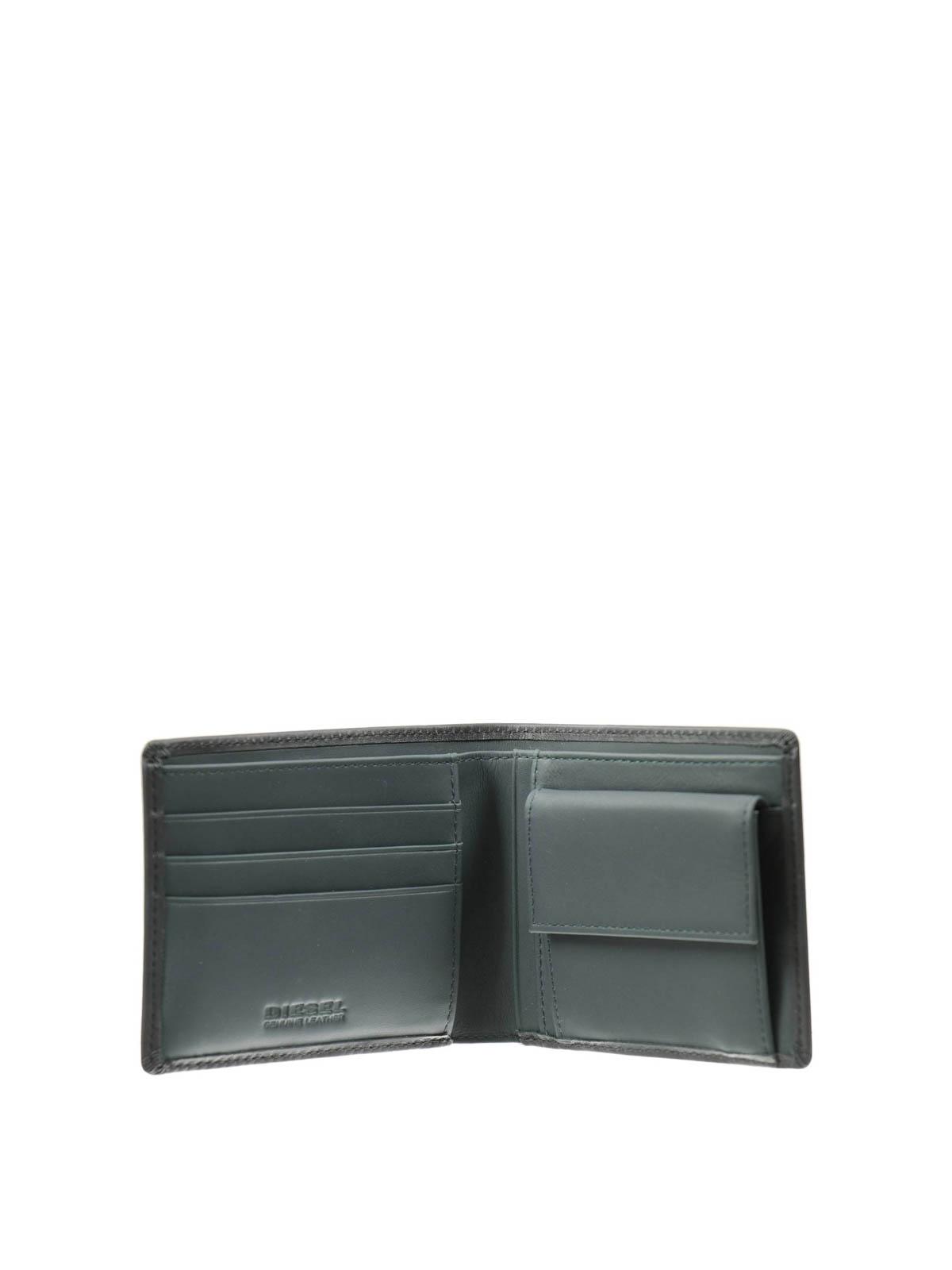 1f24e9495 Diesel - Hiresh S leather wallet - Carteras y monederos - X03363 PR478