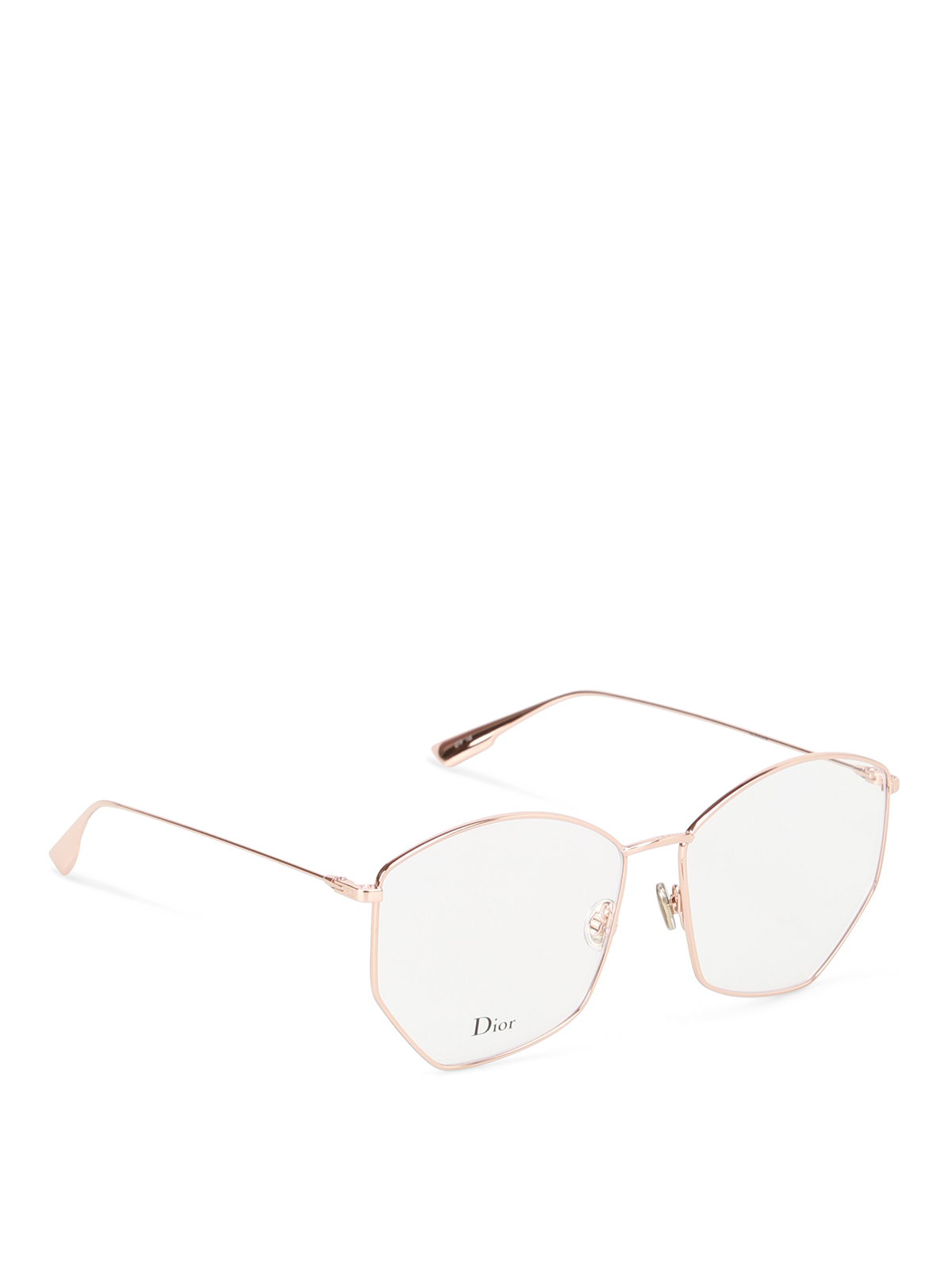 307be73c5667 Dior - Rose gold optical glasses - glasses - DIORSTELLAIREO4DDB15