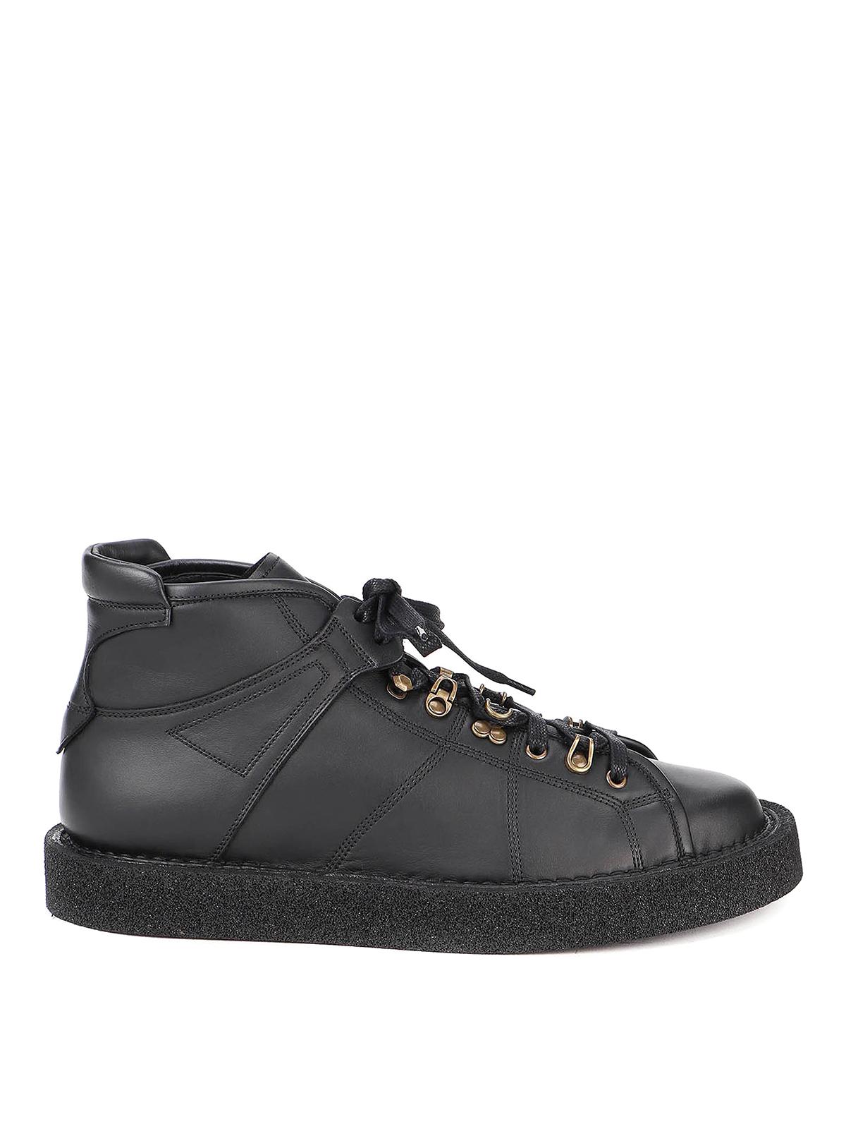 Dolce & Gabbana Leathers MODIGLIANI ANKLE BOOTS