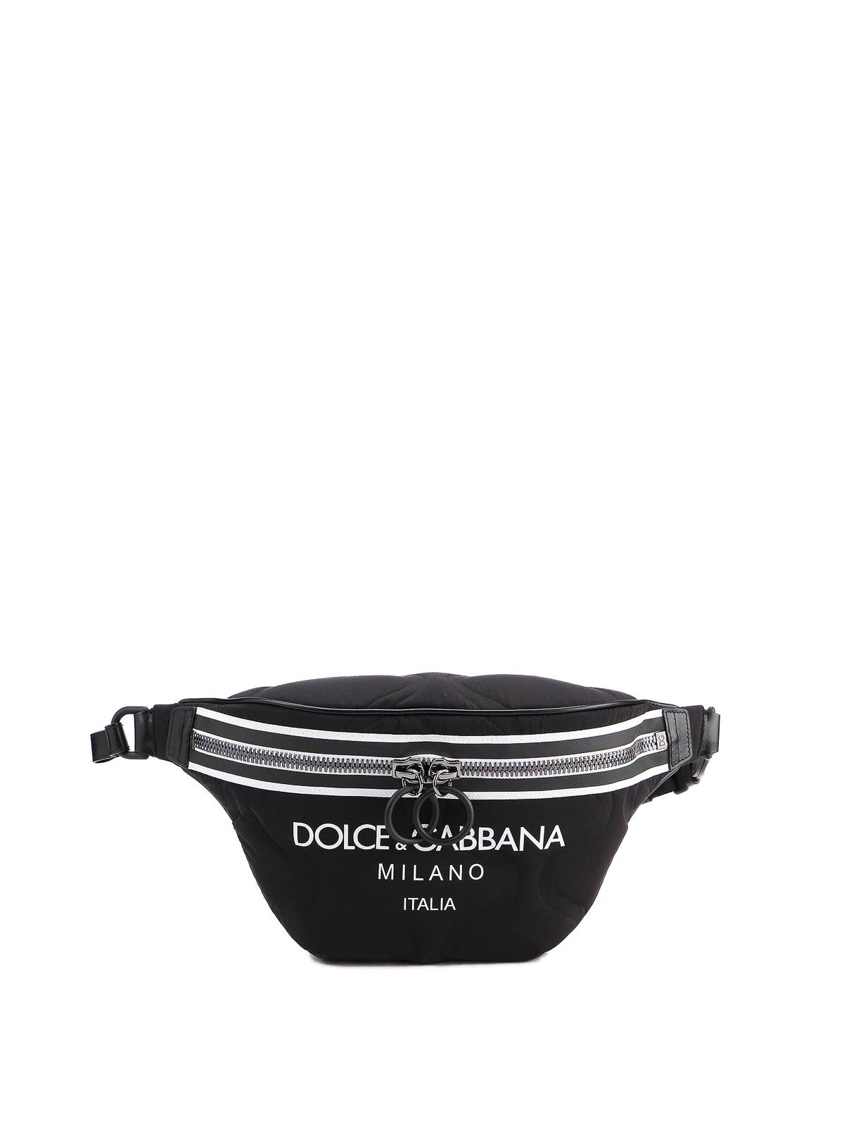 Dolce & Gabbana SCUBA BELT BAG