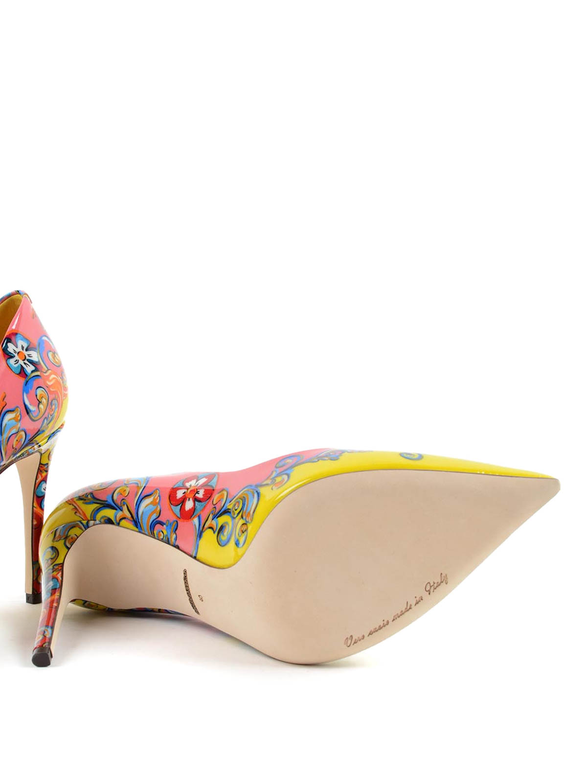 Dolce Scarpe amp; Décolleté Gabbana Carretto Siciliano xR8xYXw