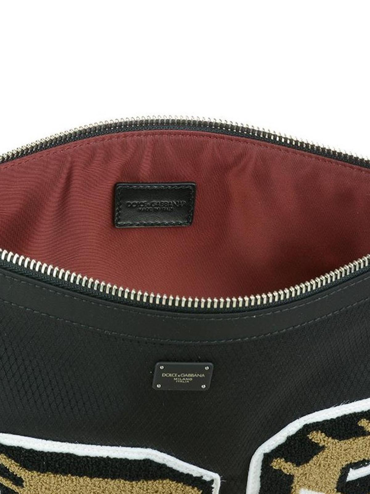 Dolce & Gabbana DG Royal pouch nR3fO