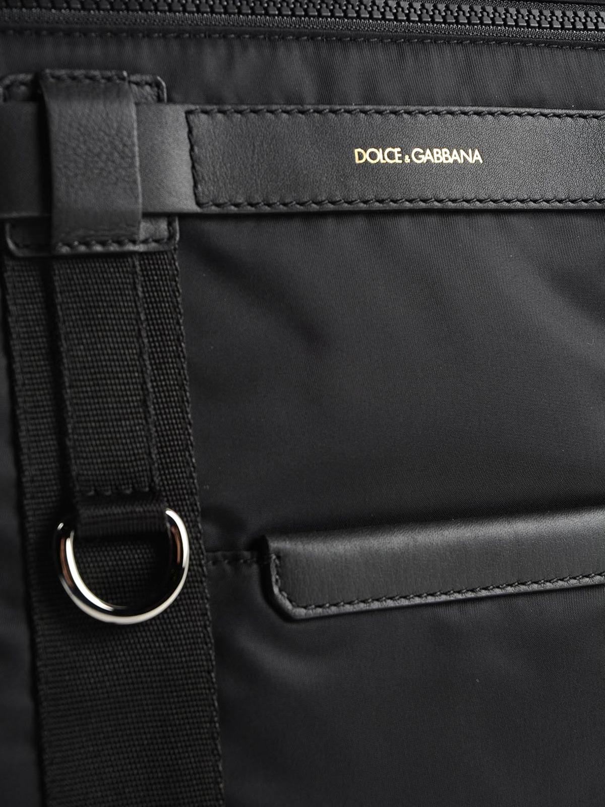 Dos Noir Dolceamp; Sacs Homme Gabbana Sac Pour À 0mwP8OynvN