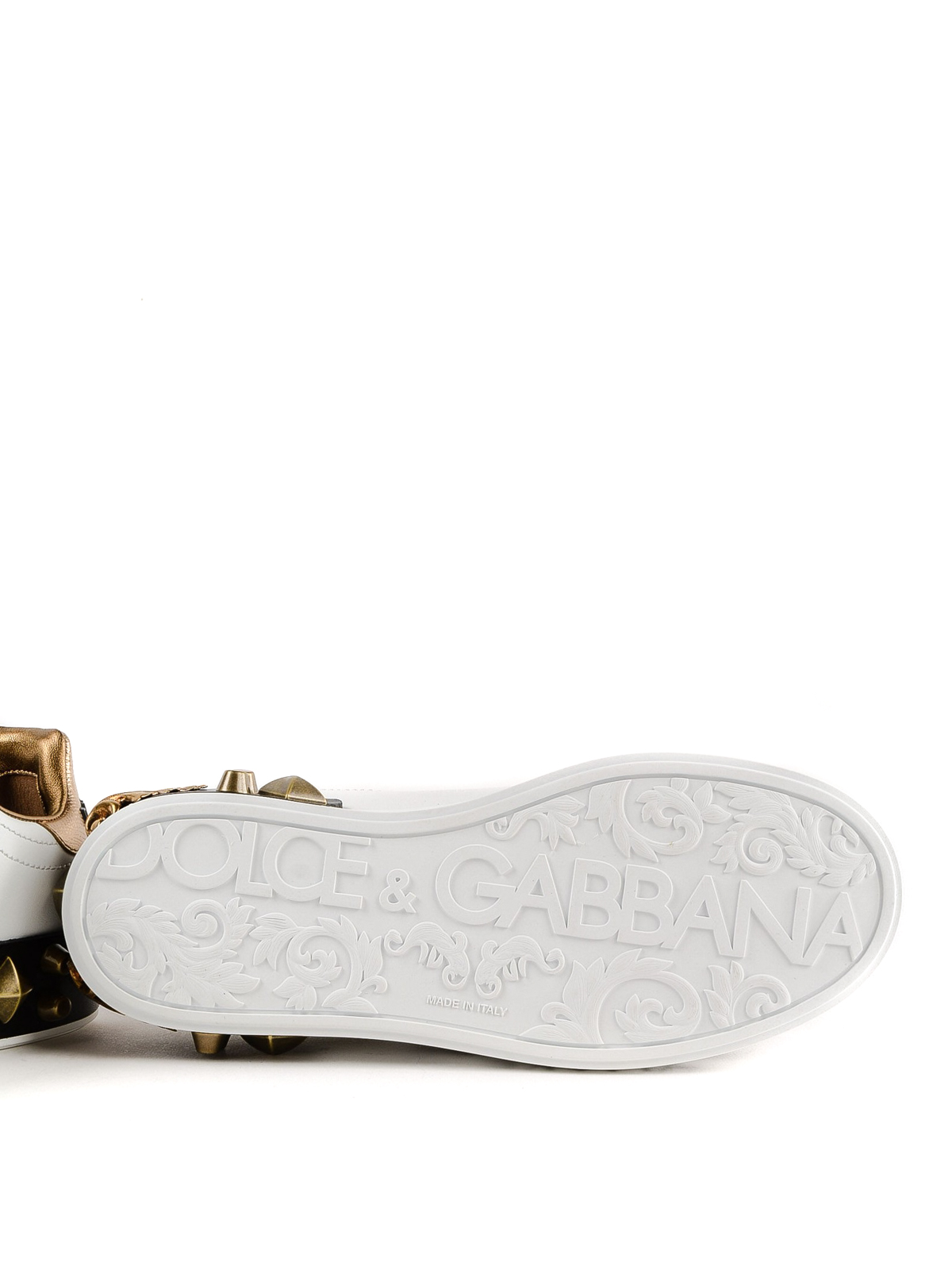 big sale 5314f b3d7f DOLCE   GABBANA buy online Portofino sneakers with crown patch