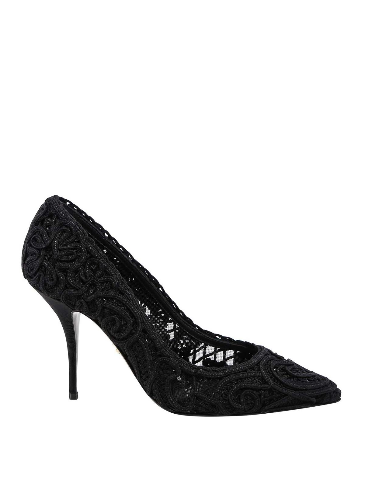 Dolce & Gabbana CARDINALE 90 PUMPS