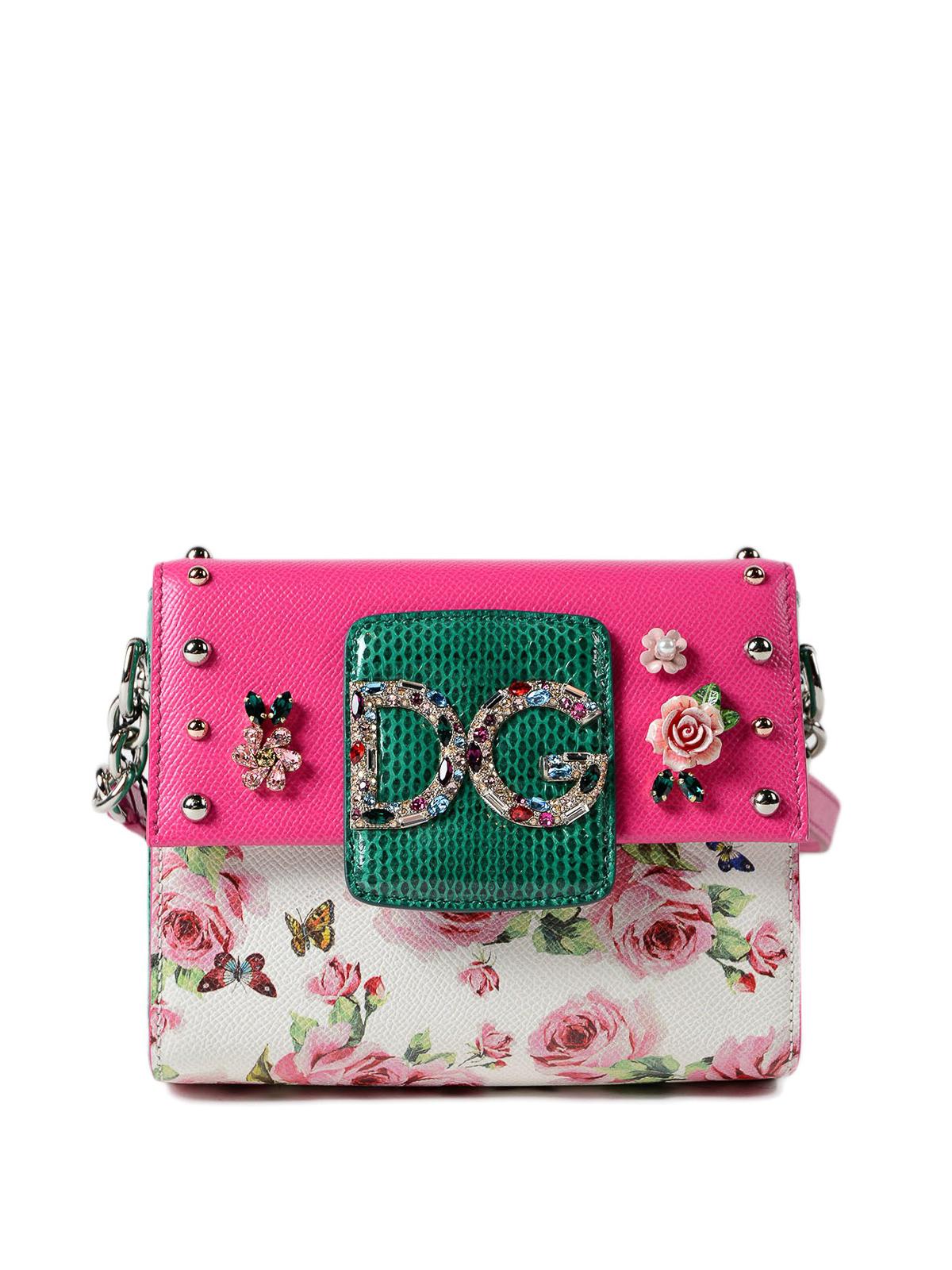 288e0aeb06552 Dolce   Gabbana - DG Millennials S crossbody bag - cross body bags ...