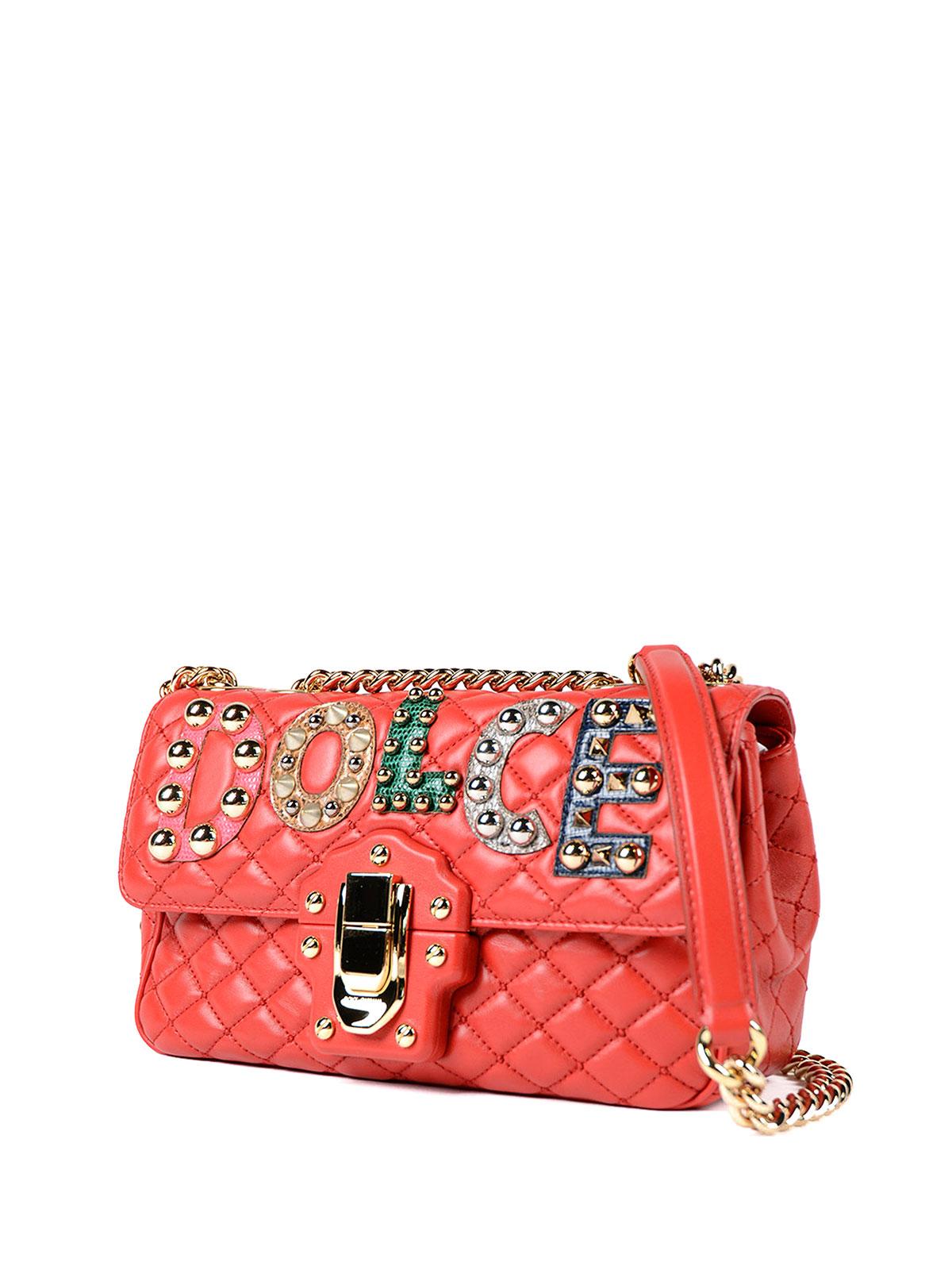 borsa lucia con decorazioni dolce gabbana borse a On decorazioni dolci shop online