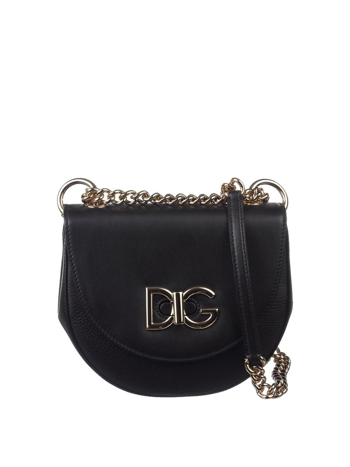 6e6be0765c5c Dolce   Gabbana - Wifi leather small bag - cross body bags ...