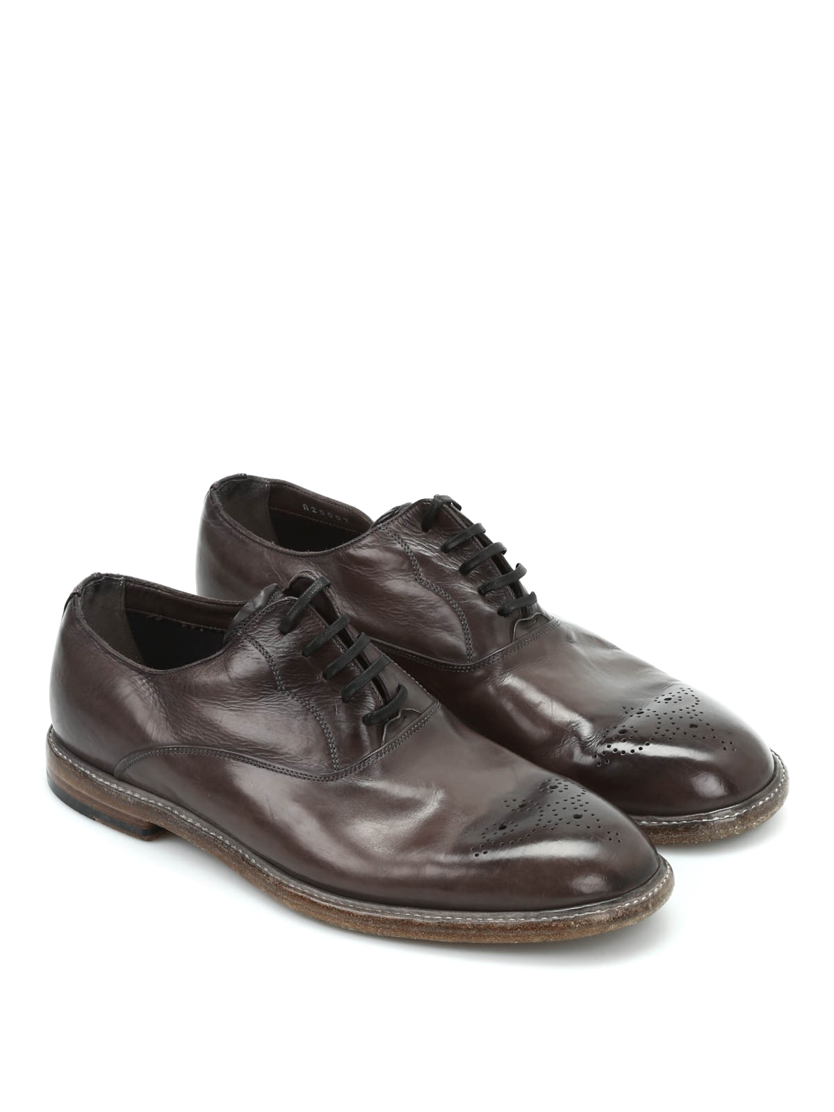 official site online latest for sale Dolce & Gabbana Marsala Oxford shoes cheap sale new arrival with credit card for sale footlocker pictures cheap online cbreV