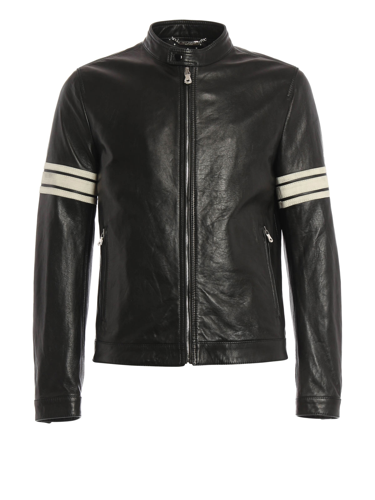 Dolce vita leather jacket