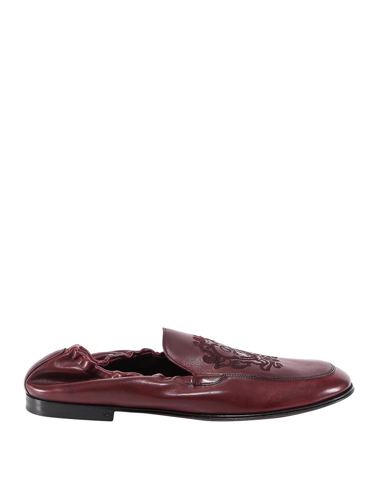 Dolce & Gabbana CALFSKIN LOAFERS