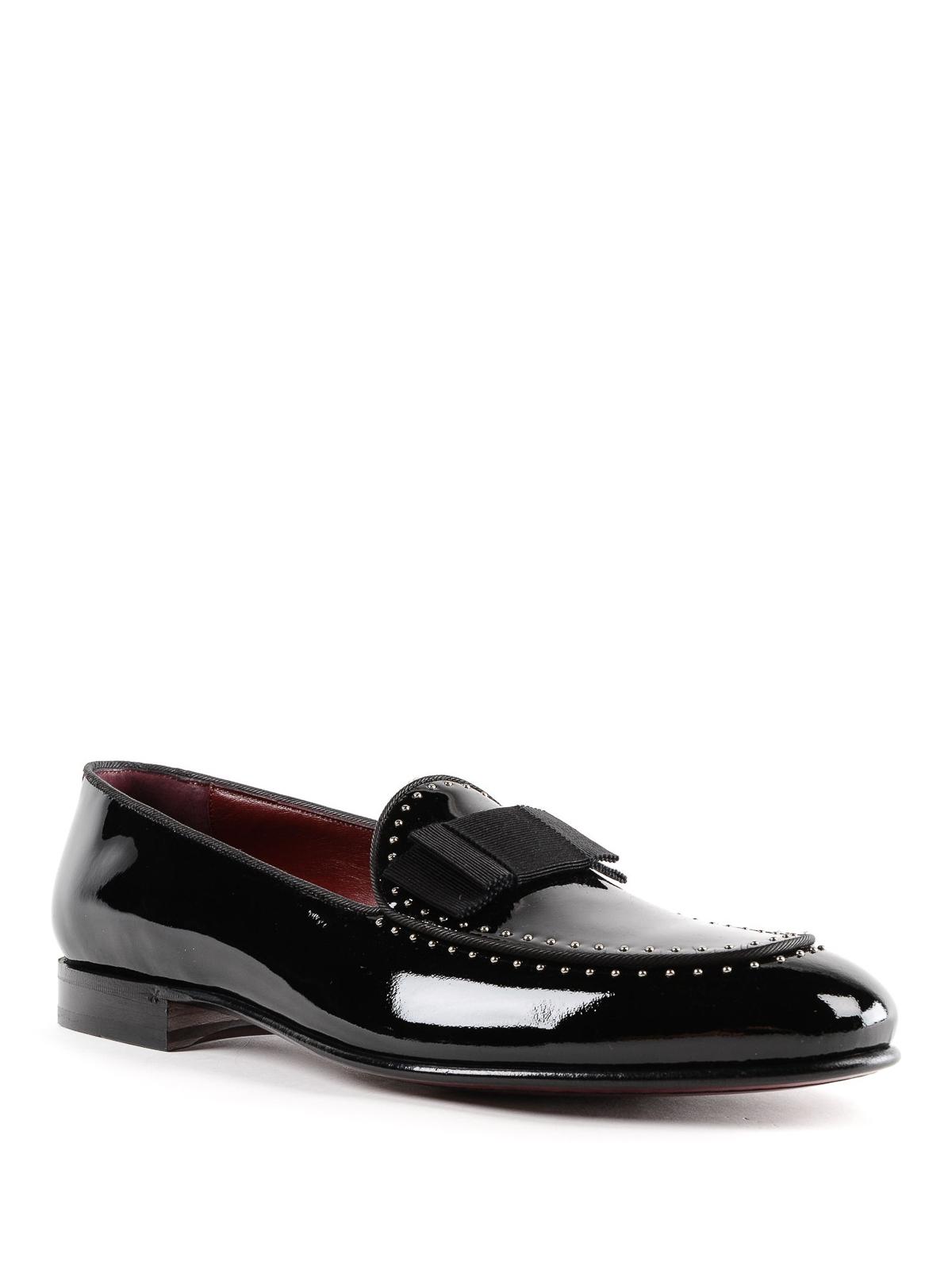 284332091ac4e DOLCE   GABBANA  Mocassini e slippers online - Pantofola in vernice con  borchiette