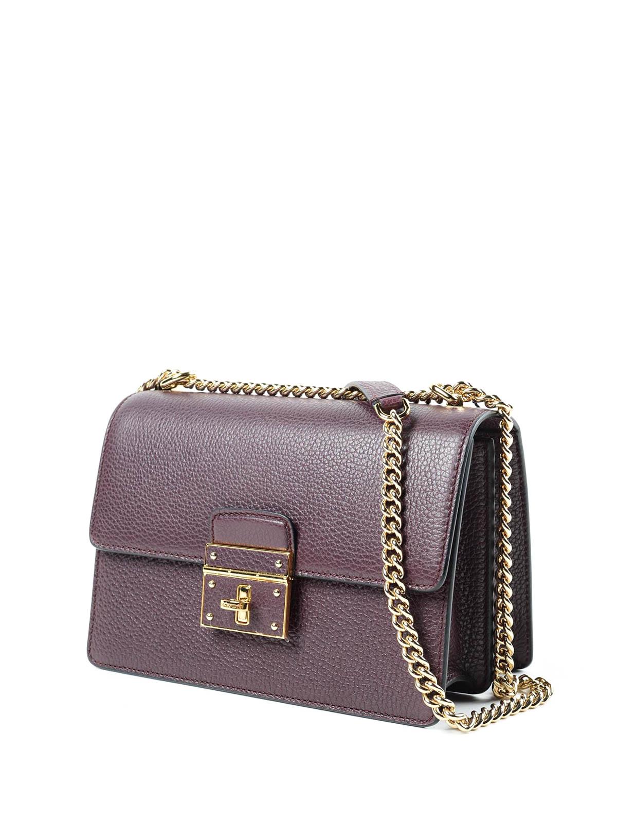 73512d0faf5c4 Dolce   Gabbana - Tracolla Rosalia - borse a spalla - BB6109AC176 80310