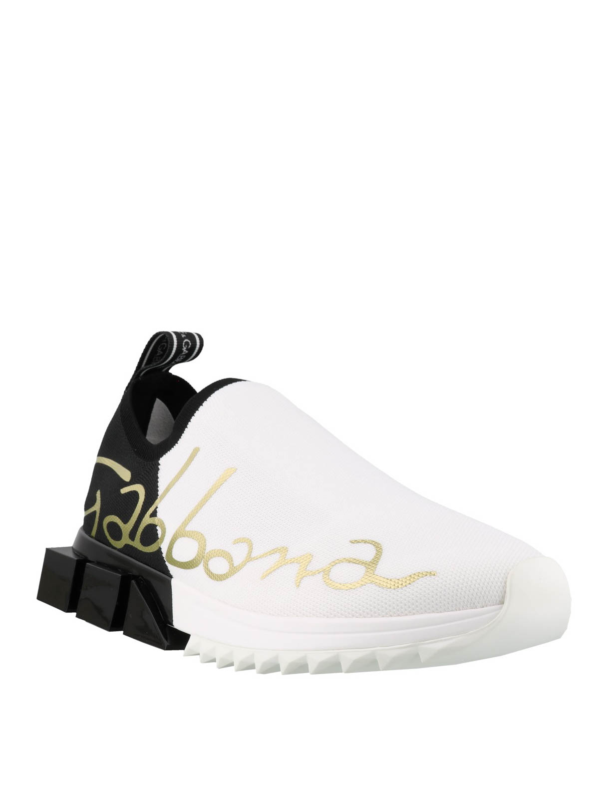 Dolce & Gabbana Sneaker Sorrento slip on sneakers