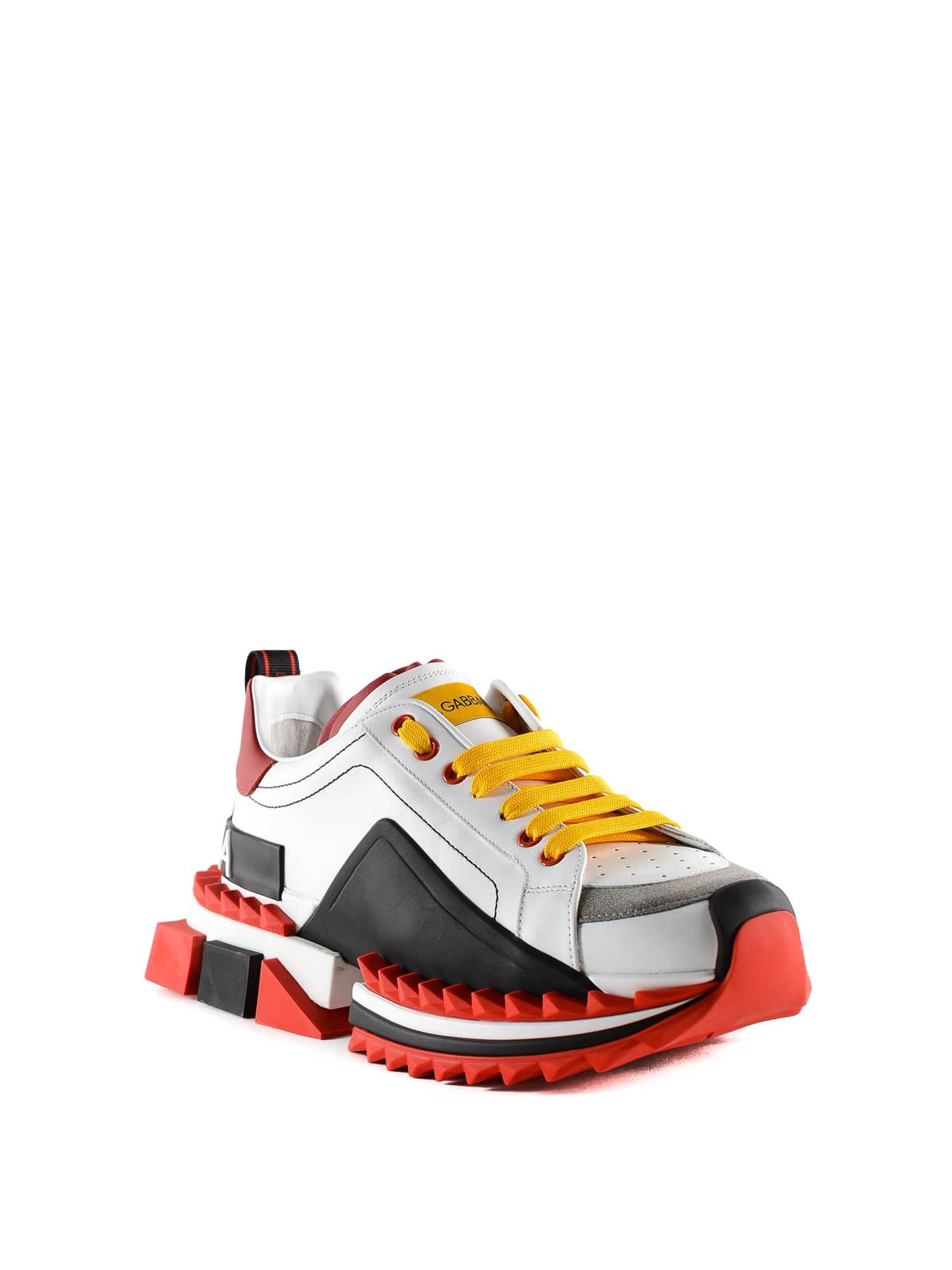Dolce \u0026 Gabbana - Super King sneakers