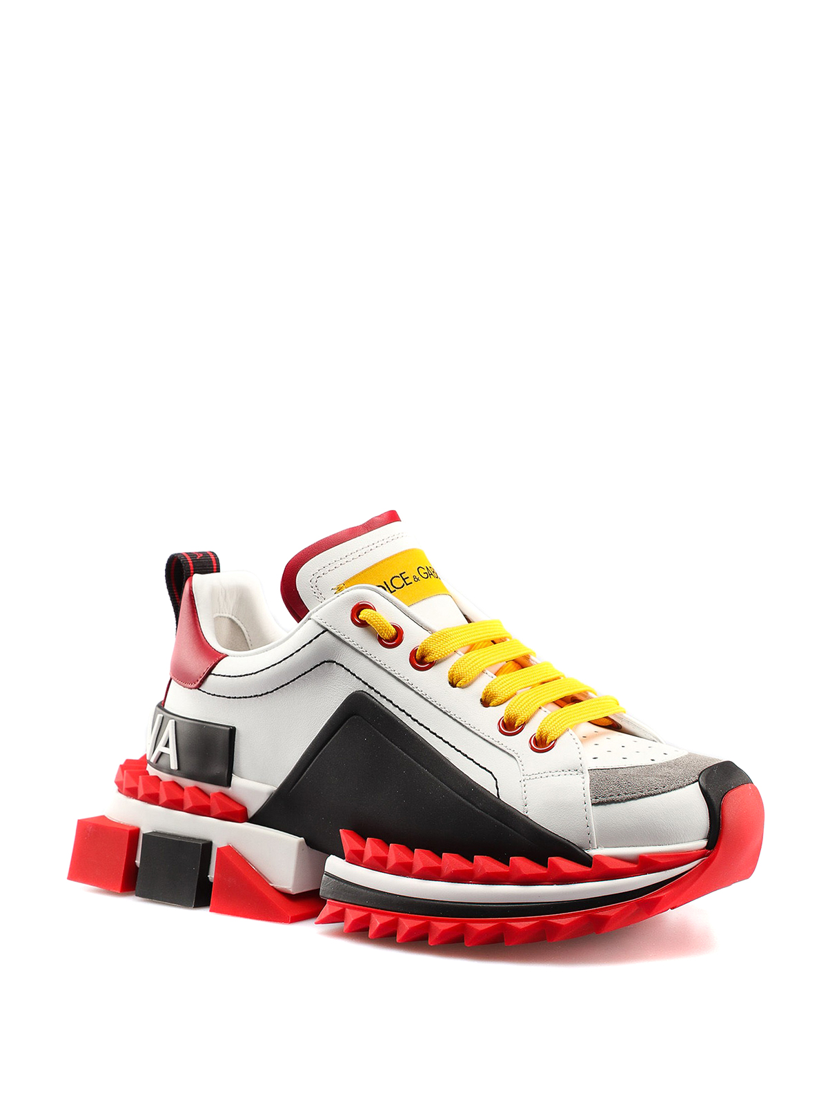 Super Queen multicolour sneakers