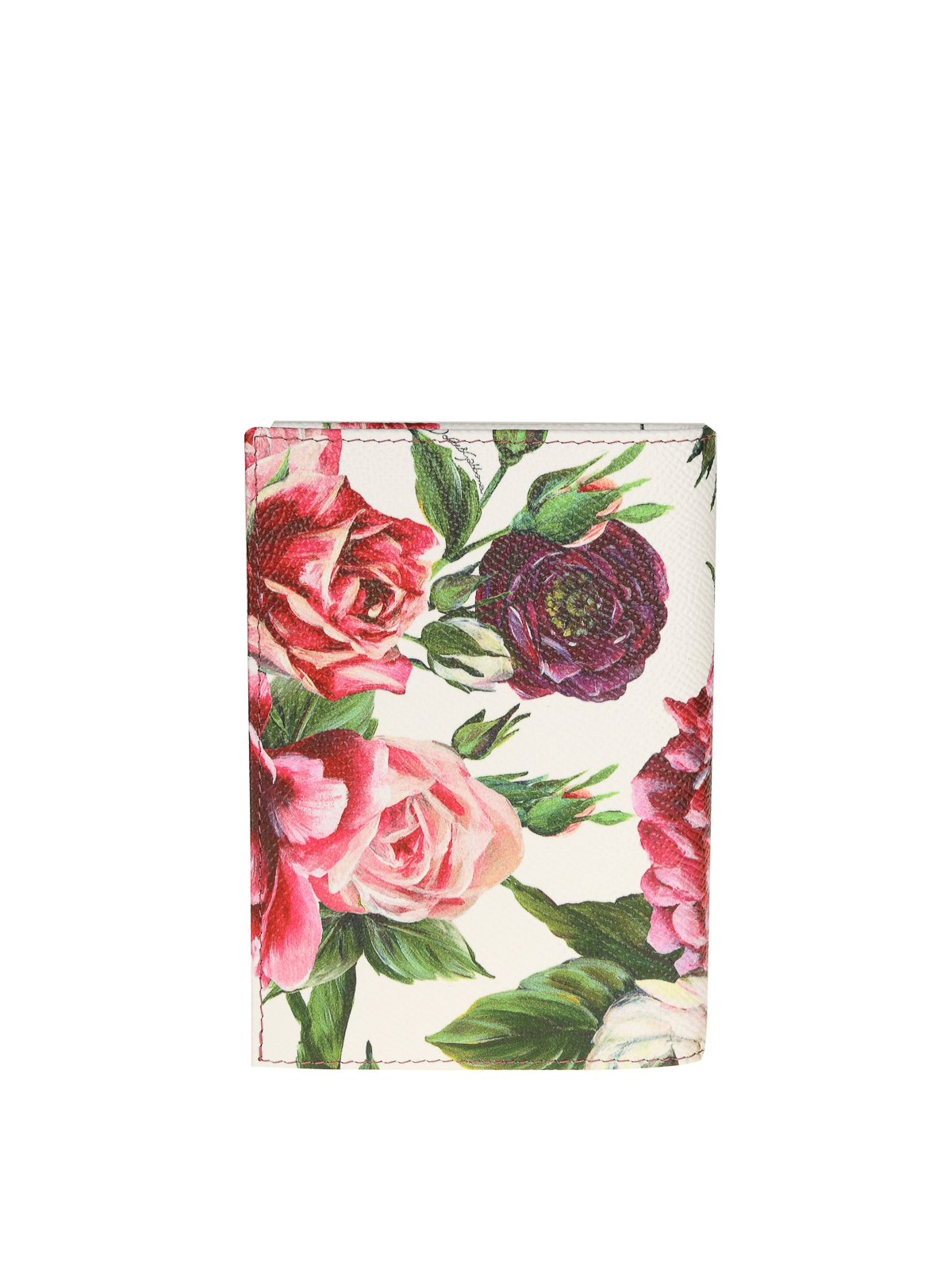 Dolce & Gabbana Peony print wallet dAfNk2
