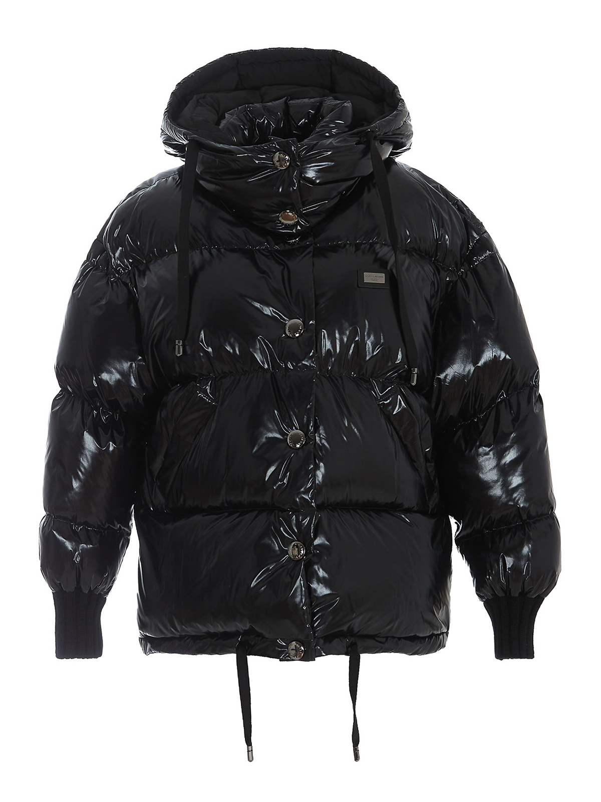 DOLCE & GABBANA Downs SHORT PADDED JACKET