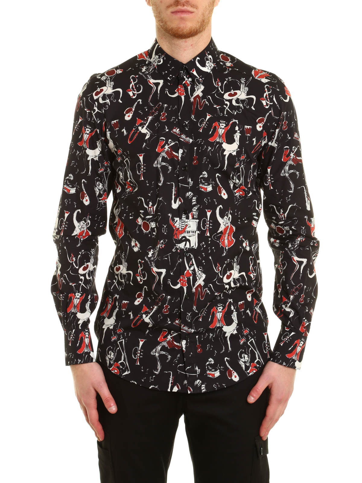 Dolce & Gabbana: Hemden online - Hemd Fur Herren - Bunt