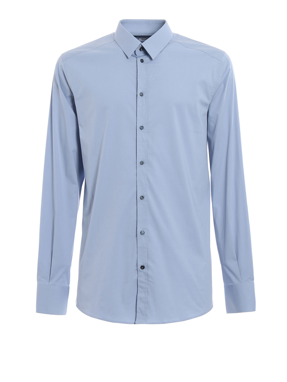 A concealed button placket and elongated point collar define modern style in this slim-fit HUGO shirt. Precise stretch offers a tailored coolzloadwok.ga | Slim Fit Stretch Cotton Dress Shirt Previous.