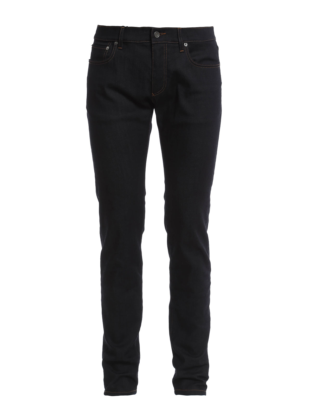 low waist jeans by dolce gabbana straight leg jeans. Black Bedroom Furniture Sets. Home Design Ideas
