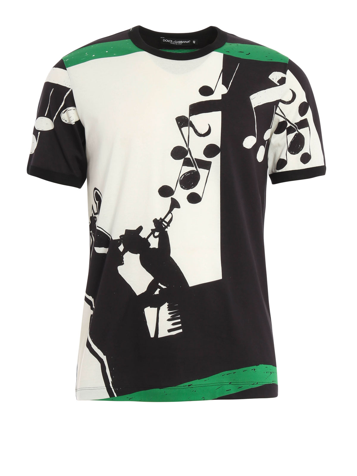 f8d8b360ee6ccb Dolce   Gabbana - T-Shirt Fur Herren - Bunt - T-shirts ...