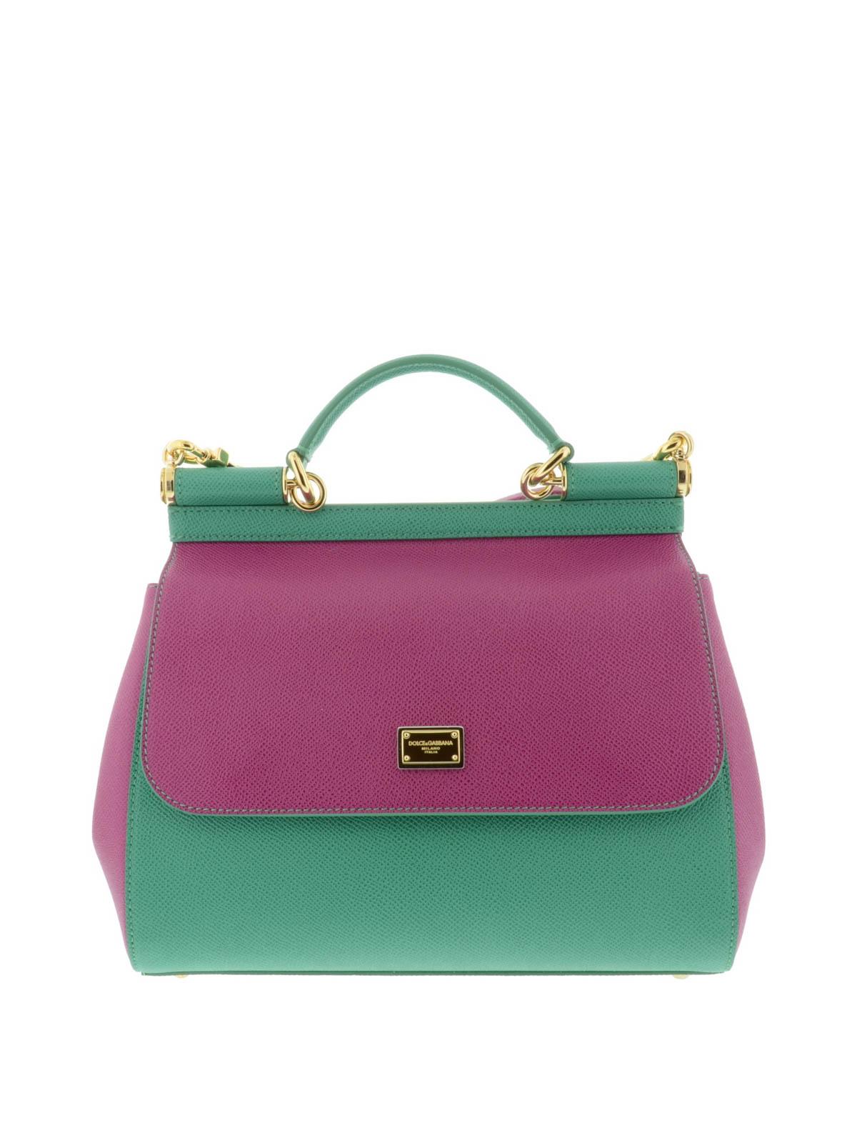 Sicily Borsa Dolceamp; Limited Shopper Media Edition Gabbana 4R5jAL