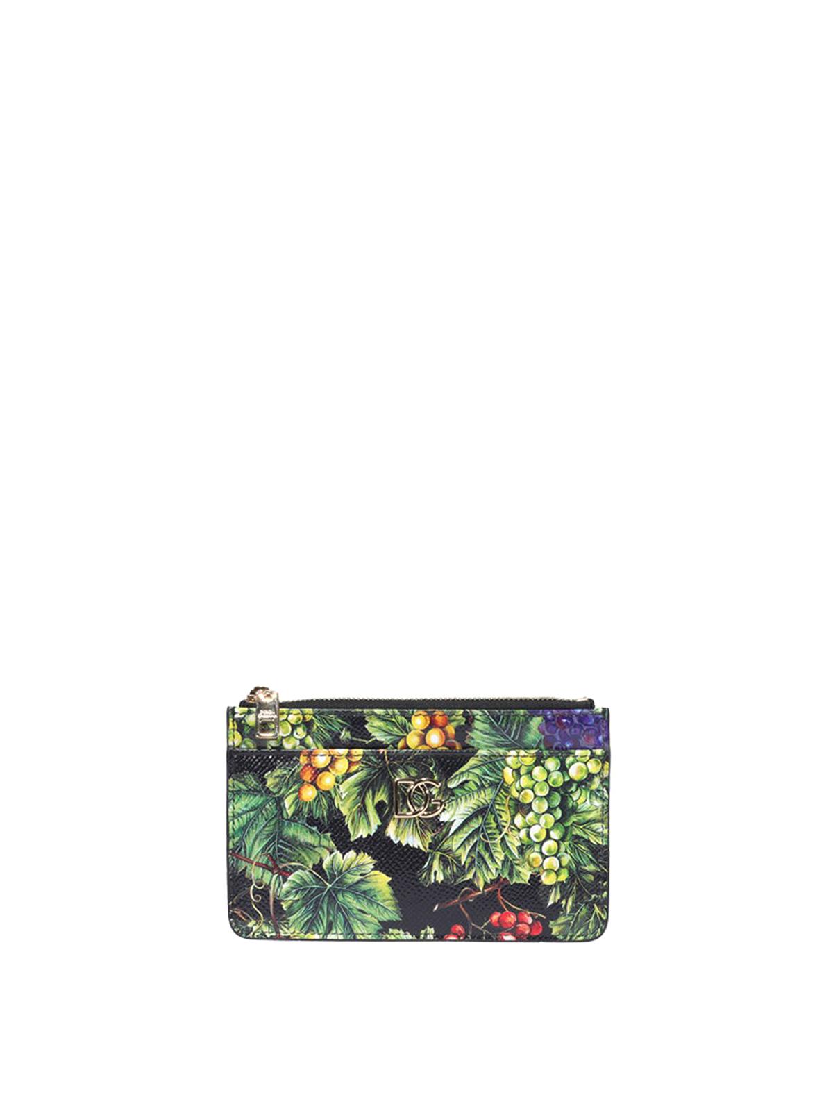 Dolce & Gabbana PRINTED WALLET