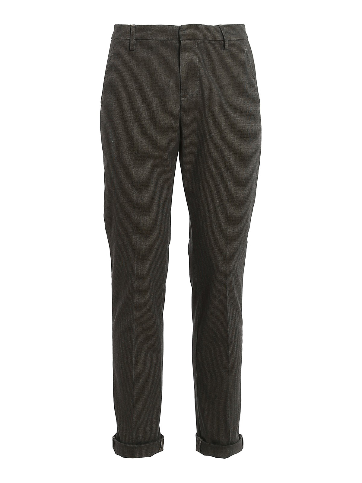 Dondup Pants GAUBERT STRETCH COTTON PANTS
