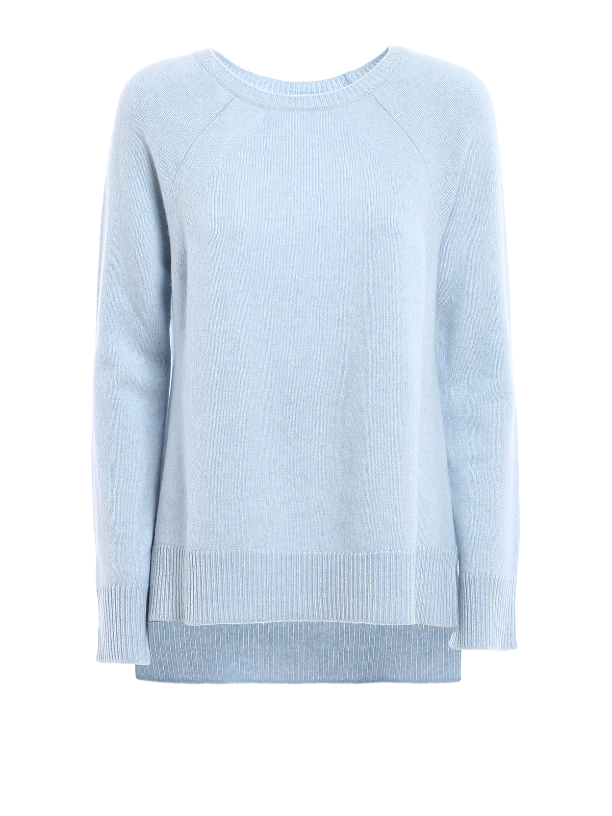 Merino wool and cashmere sweater by Dondup