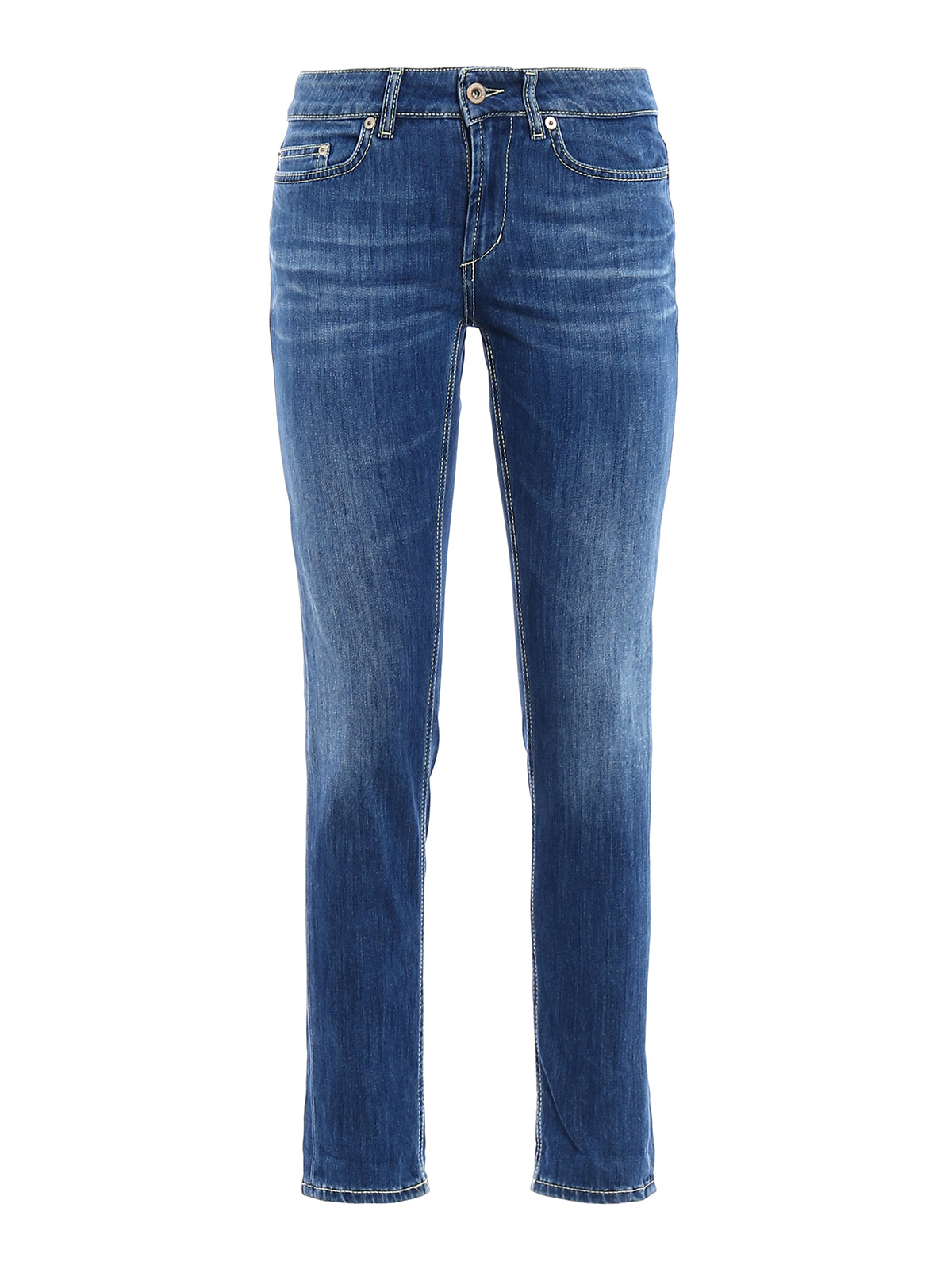 monroe low waist skinny jeans by dondup skinny jeans shop online at p692 ds107d. Black Bedroom Furniture Sets. Home Design Ideas