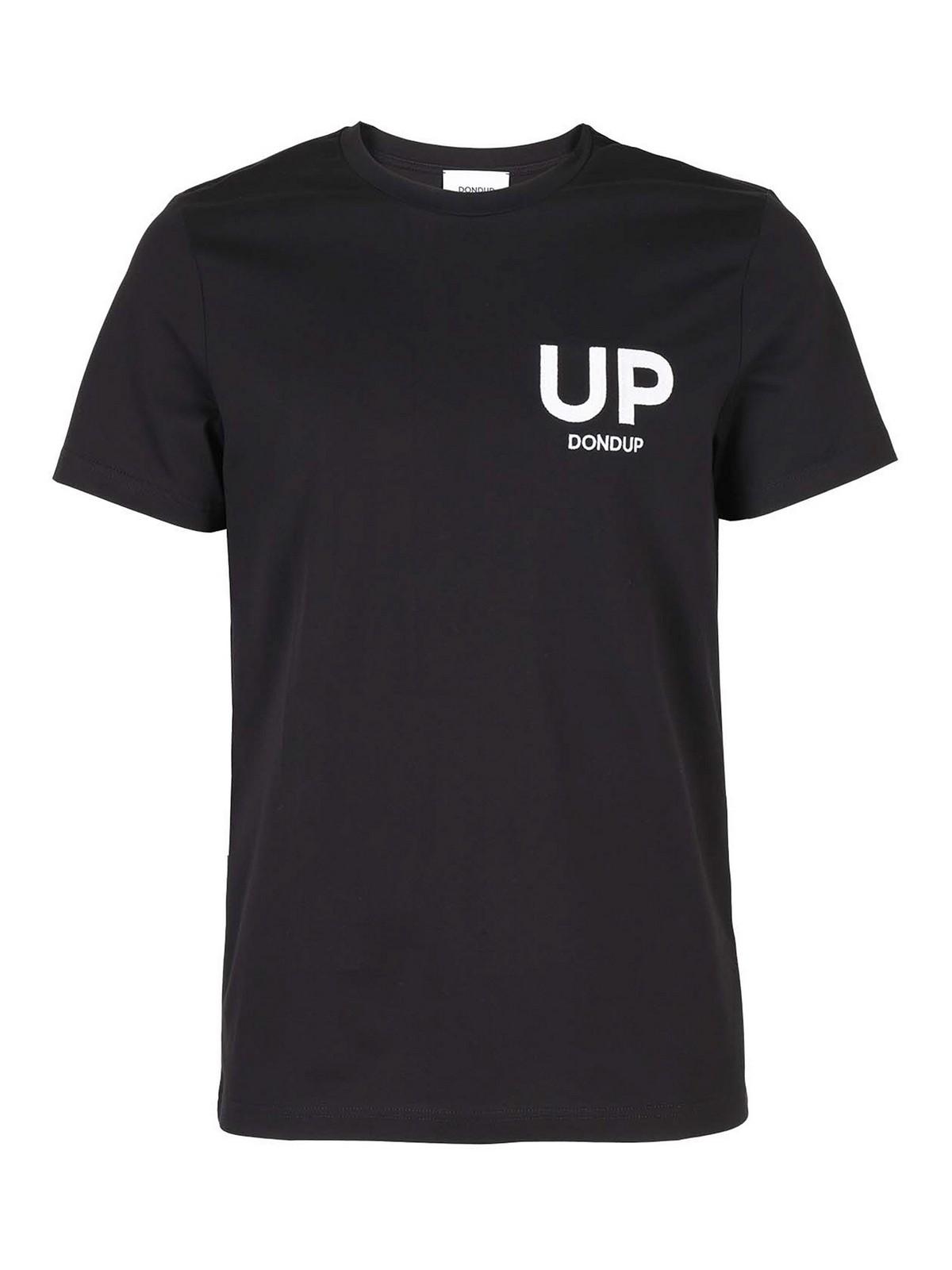 Dondup T-shirts UP T-SHIRT