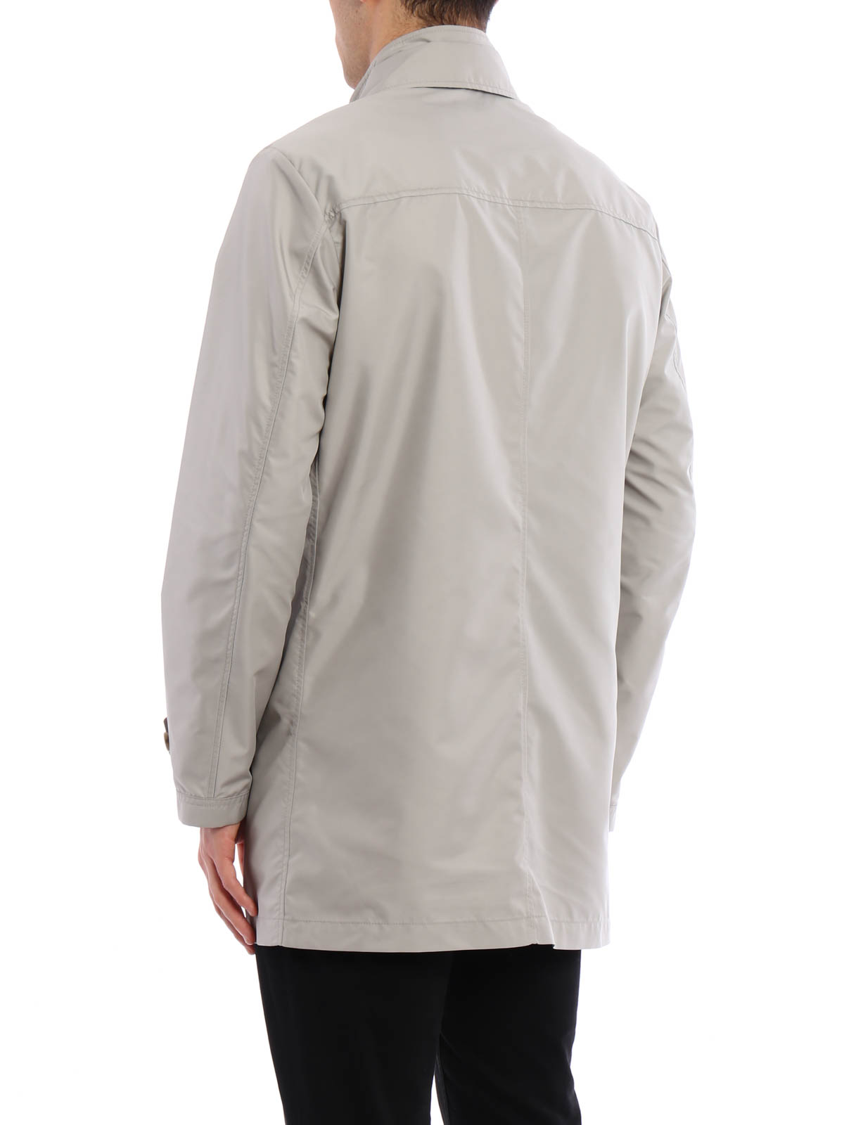 finest selection 65c23 ca89b Fay - Trenchcoat Fur Herren - Beige - Trenchcoats ...