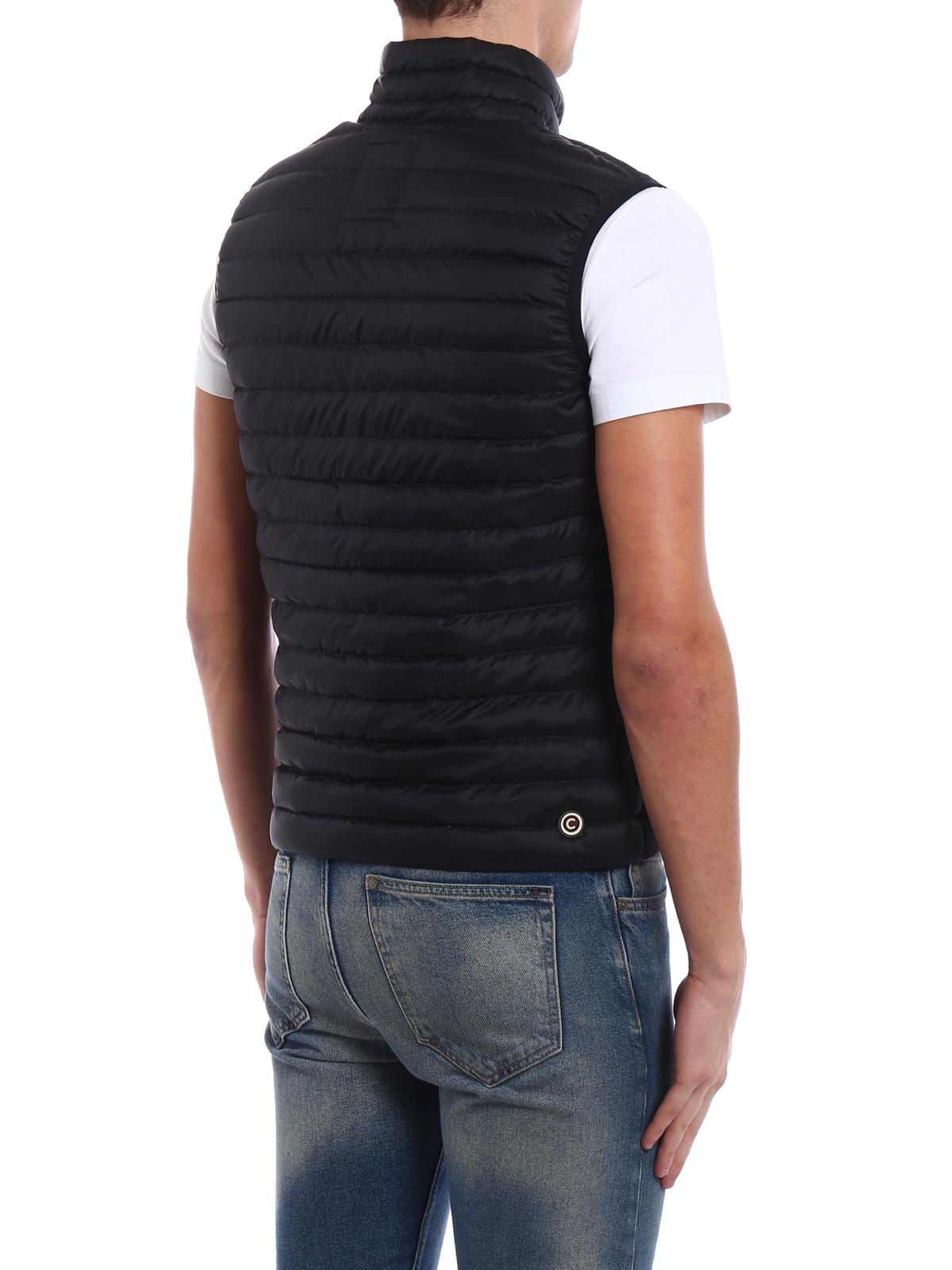 Colmar Originals Piumino senza maniche nero giacche