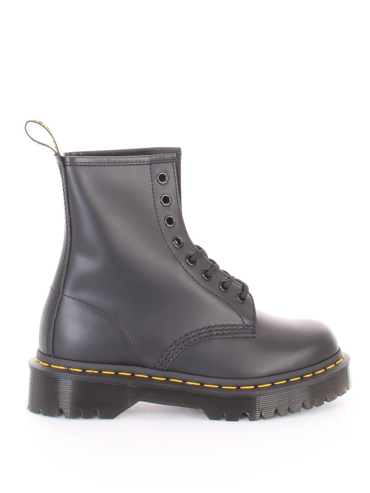 1460 Bex Smooth leather combat boots