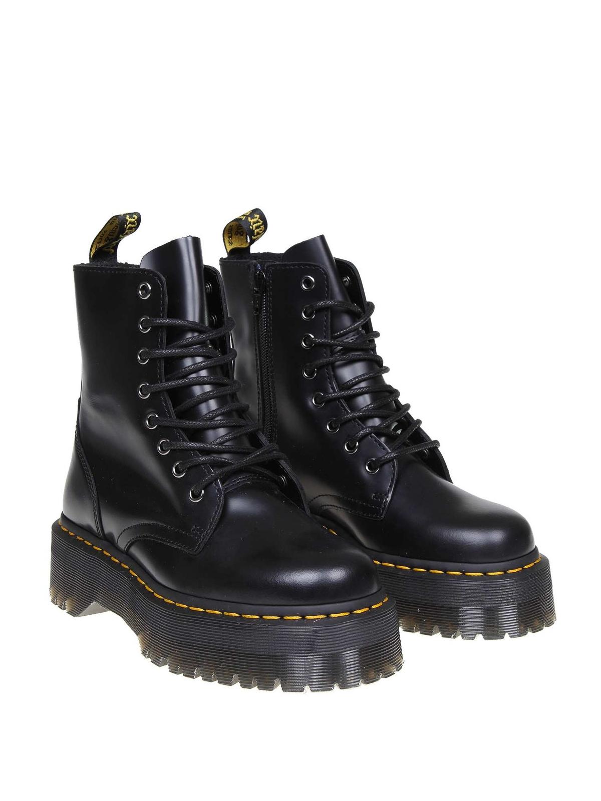 Dr. Martens - Jadon platform sole black
